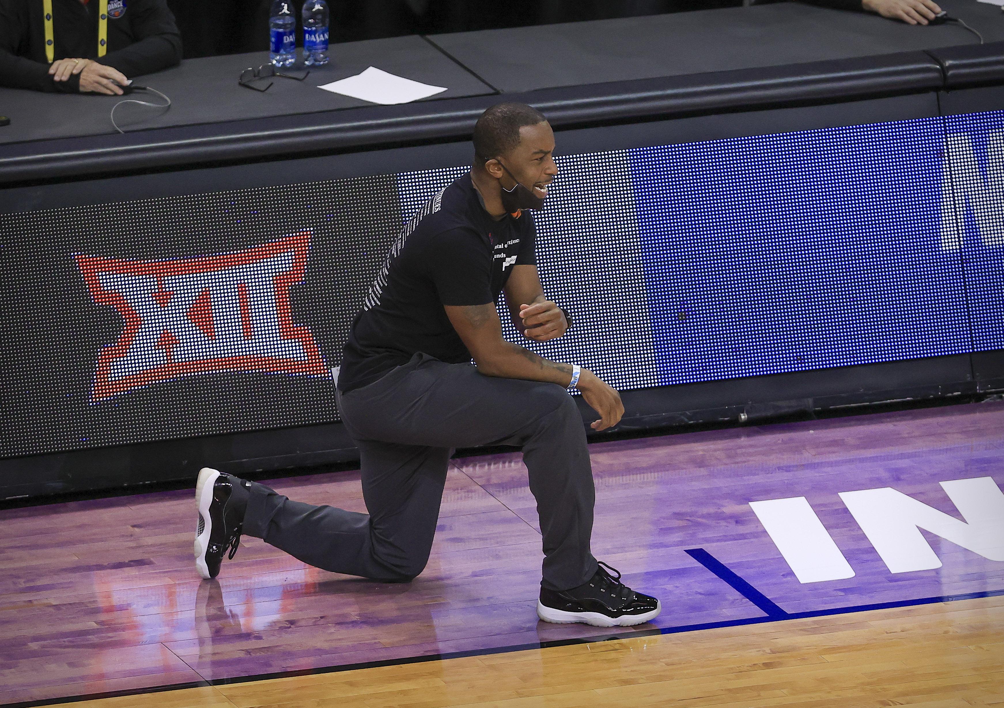 NCAA Basketball: NCAA Tournament-Liberty At Oklahoma State