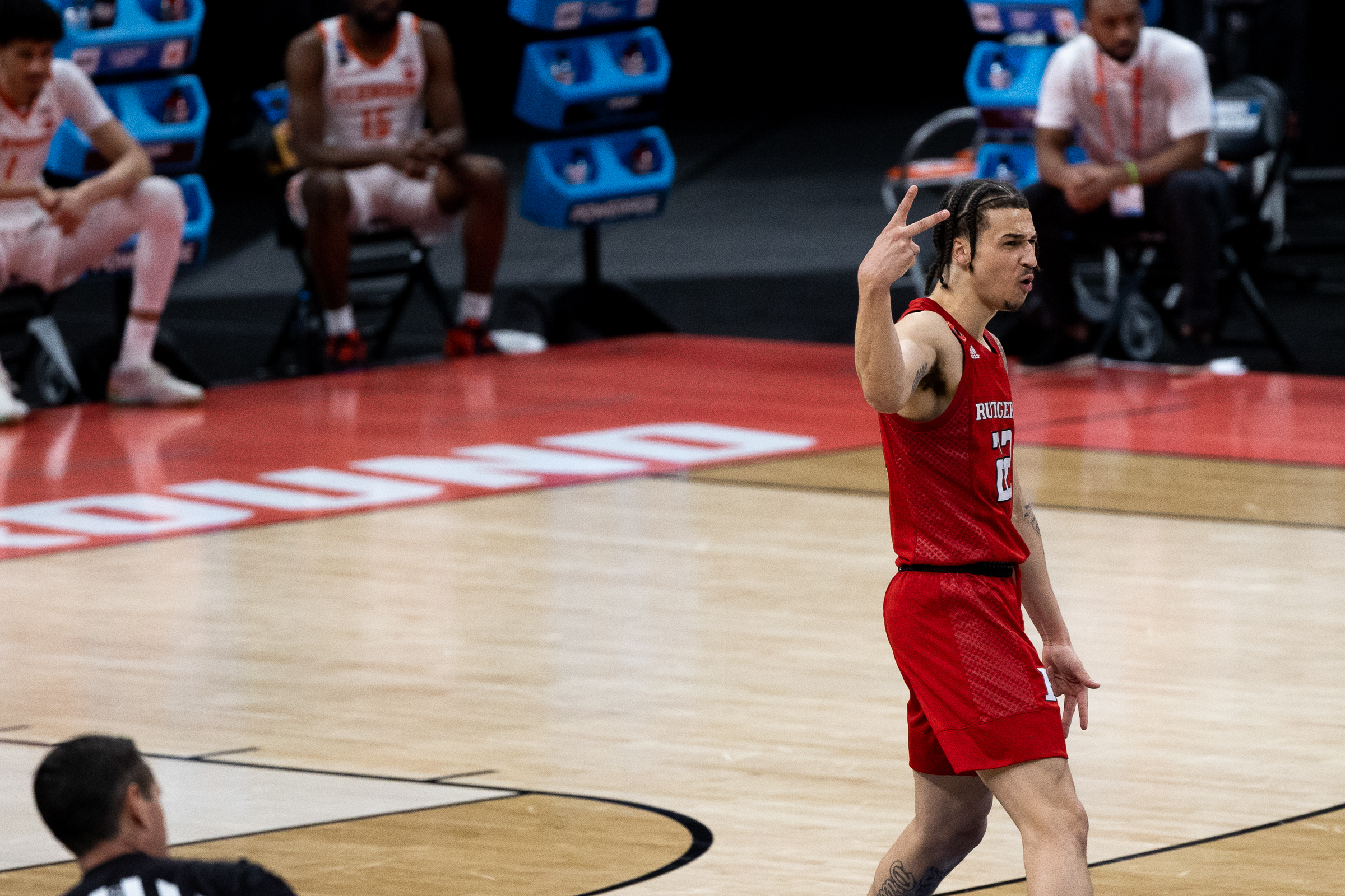 NCAA Basketball: NCAA Touranment-Clemson vs Rutgers