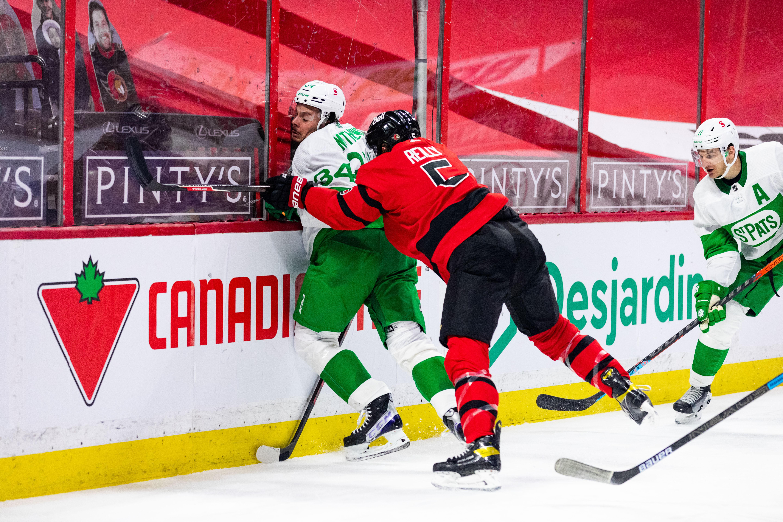 NHL: MAR 14 Maple Leafs at Senators
