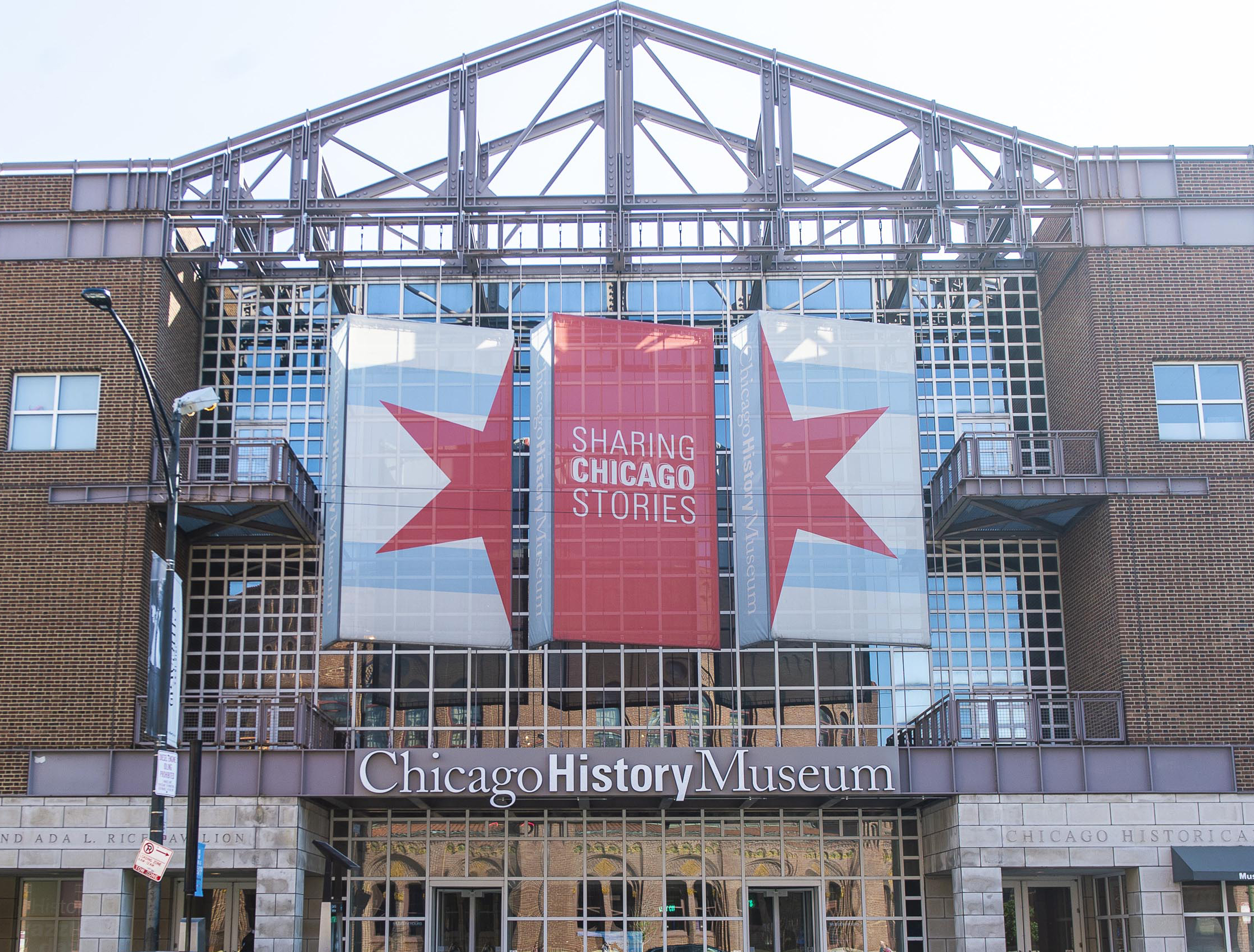 The Chicago History Museum, 1601 N. Clark St.