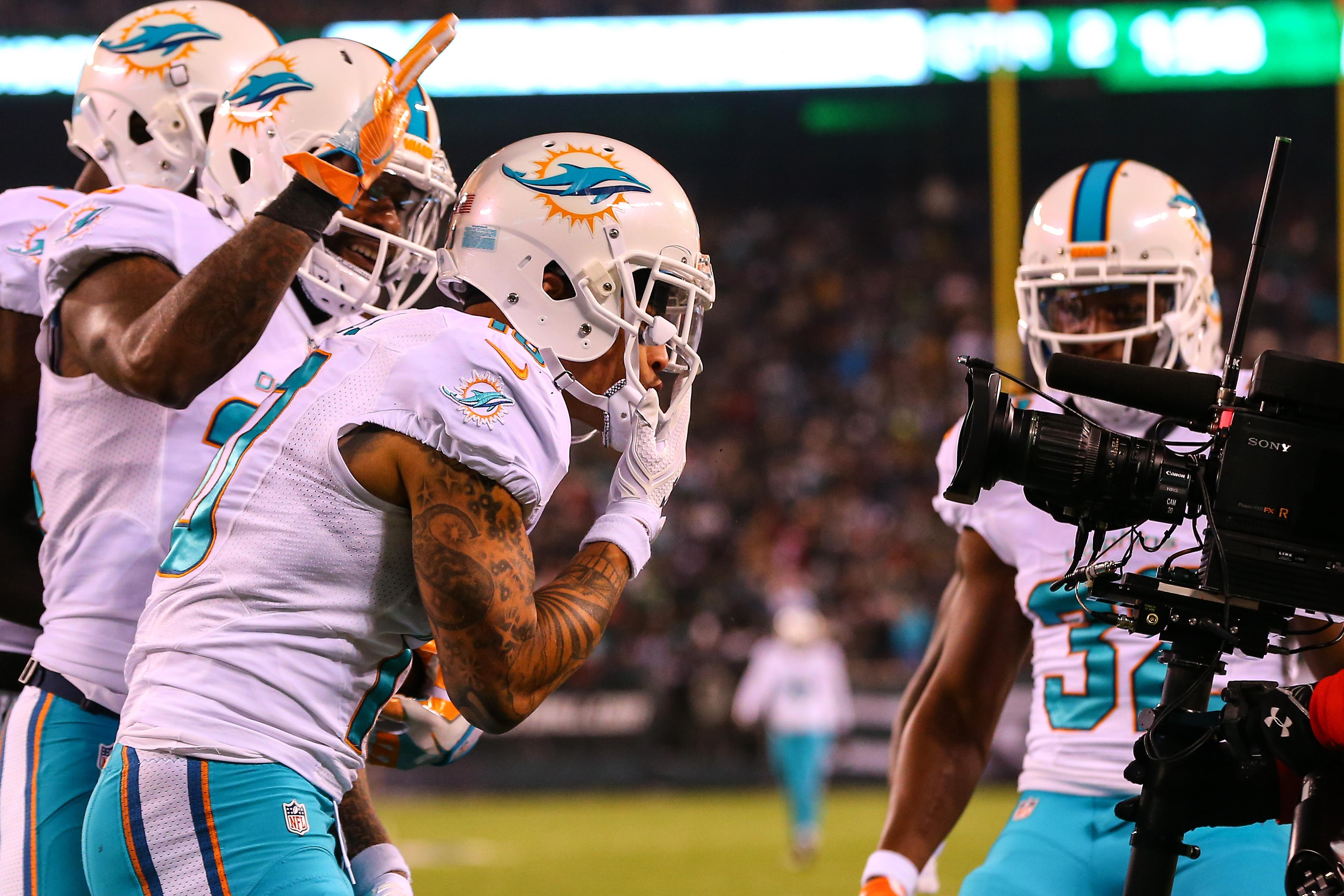 NFL: DEC 17 Dolphins at Jets