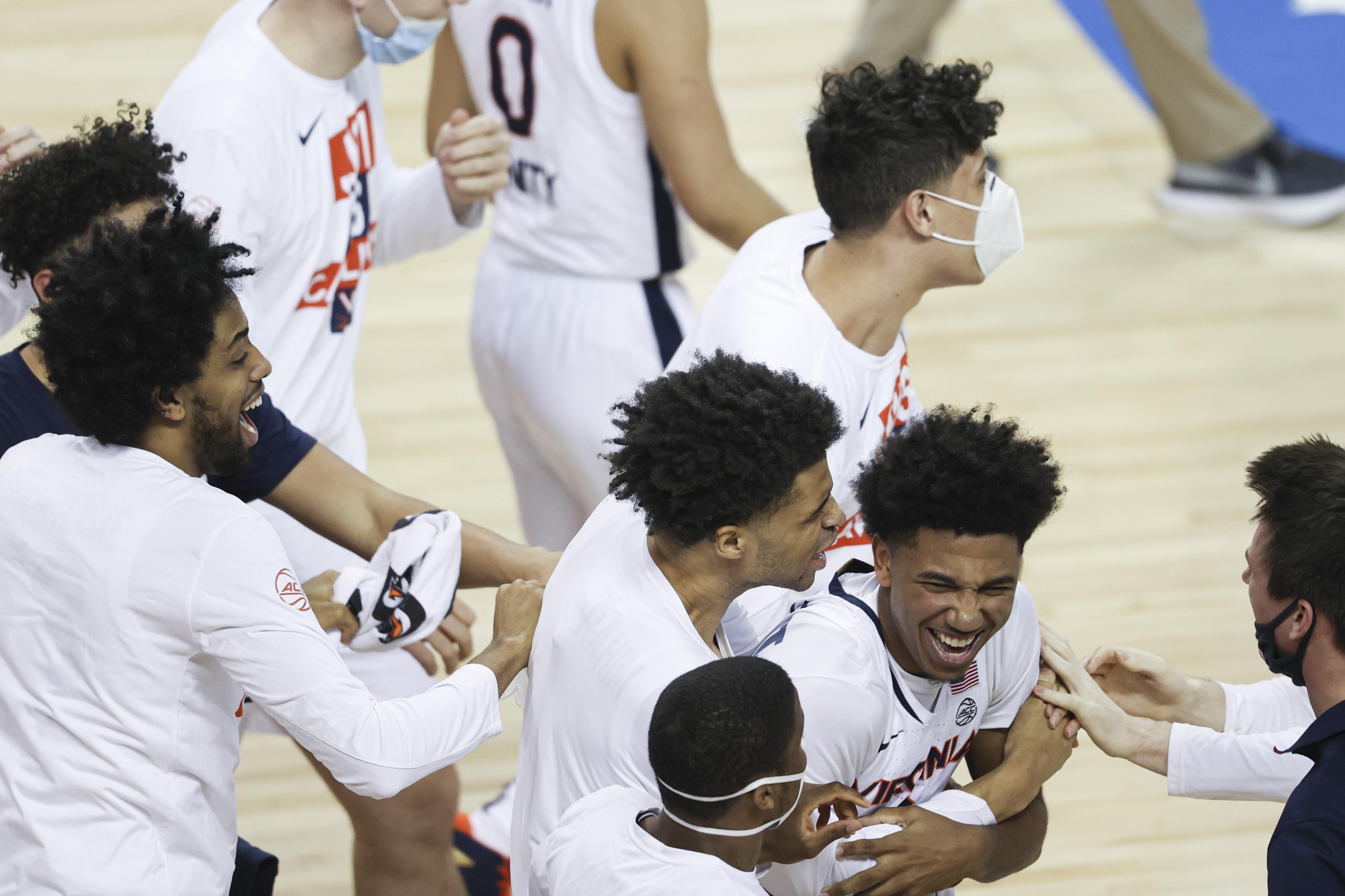 NCAA Basketball: ACC Conference Tournament-Virginia Syracuse