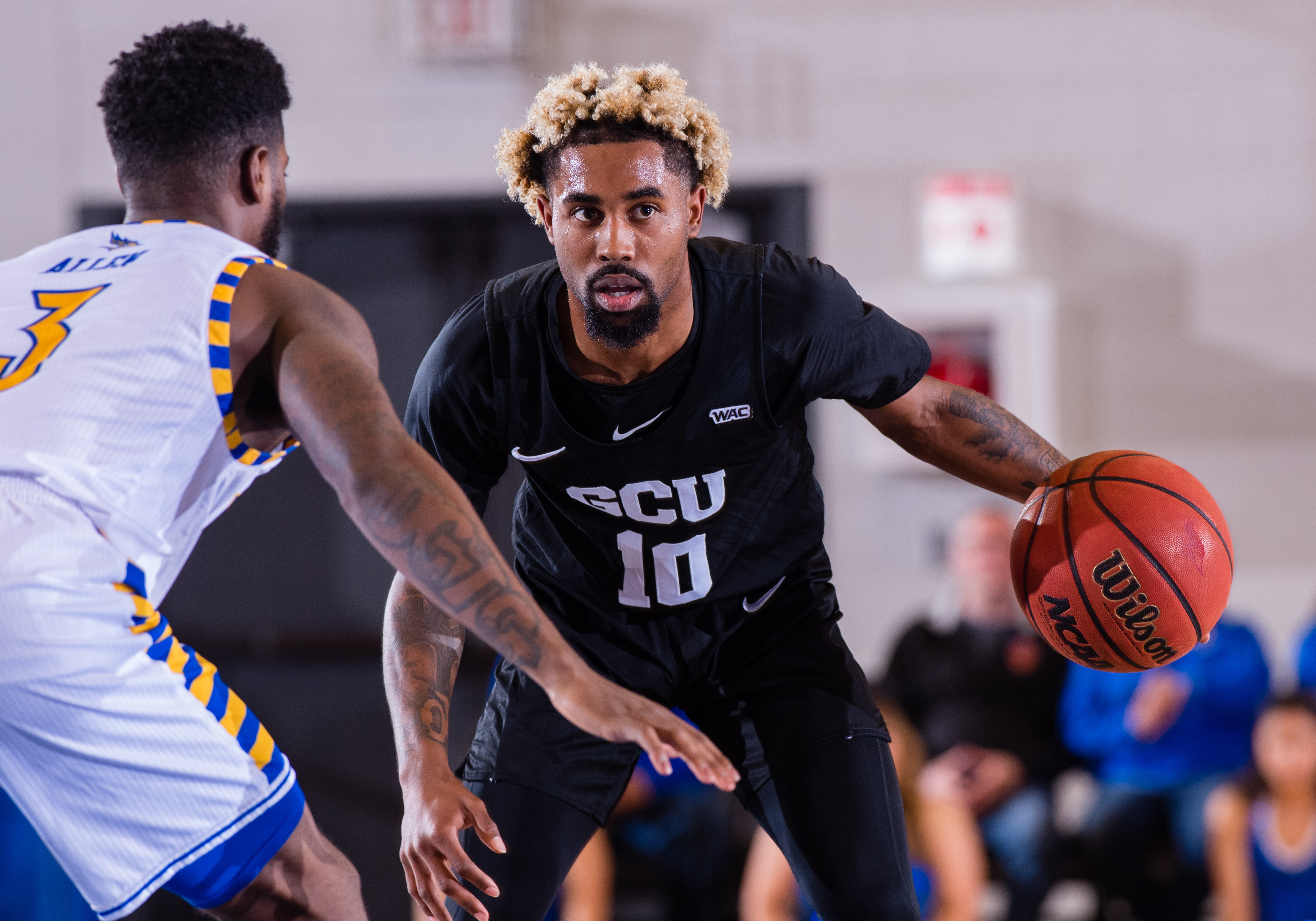COLLEGE BASKETBALL: JAN 04 Grand Canyon at Cal State Bakersfield