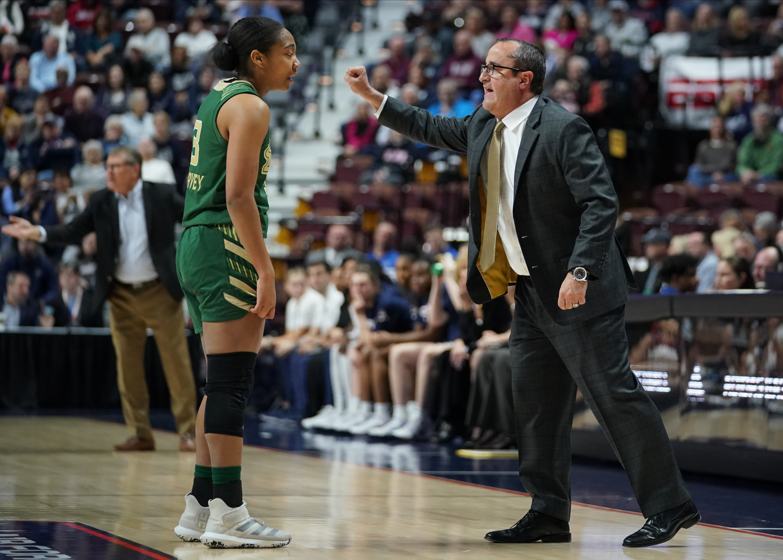 NCAA Womens Basketball tournement WSU USF