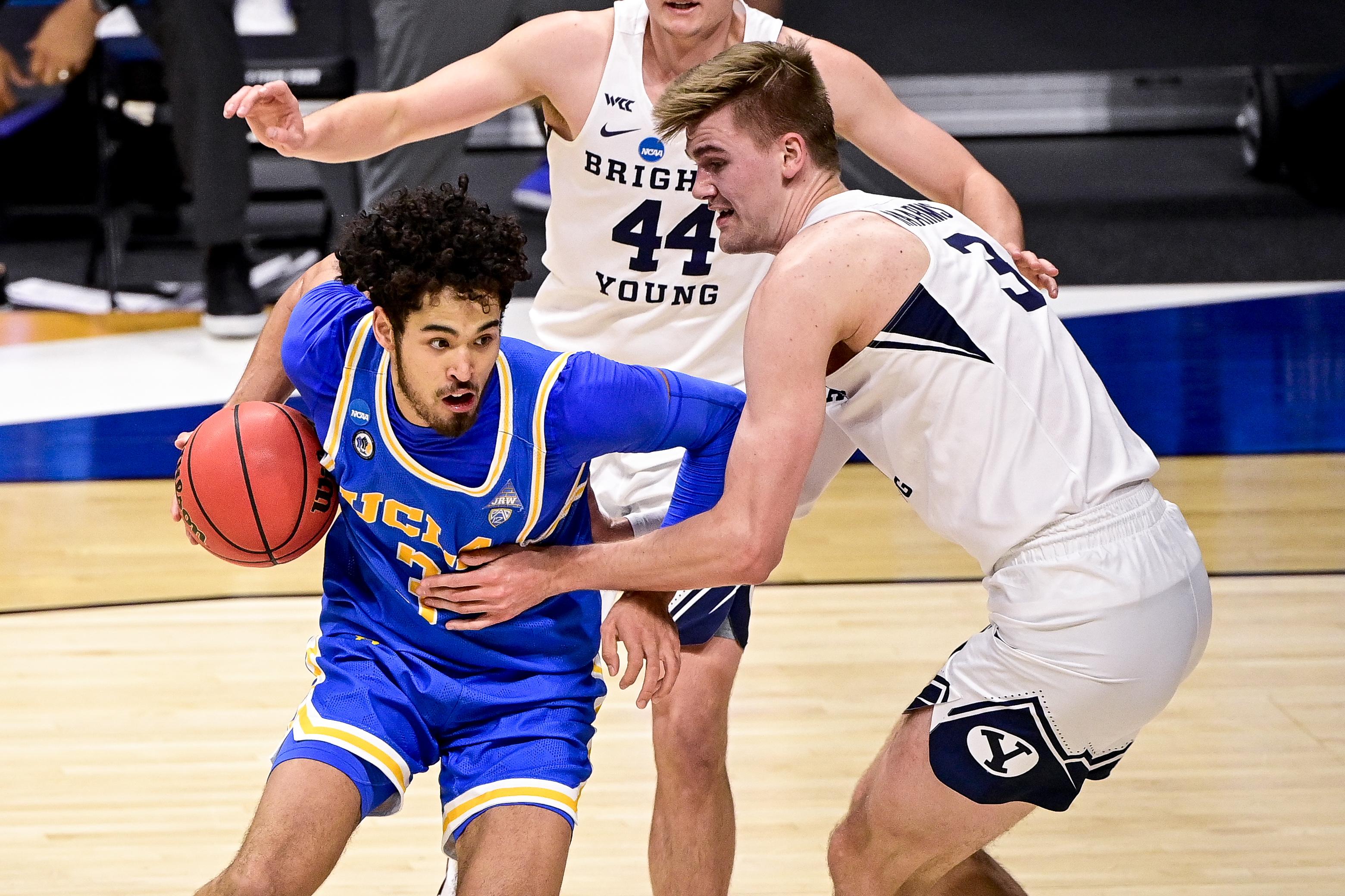 NCAA Basketball: NCAA Tournament-UCLA at BYU