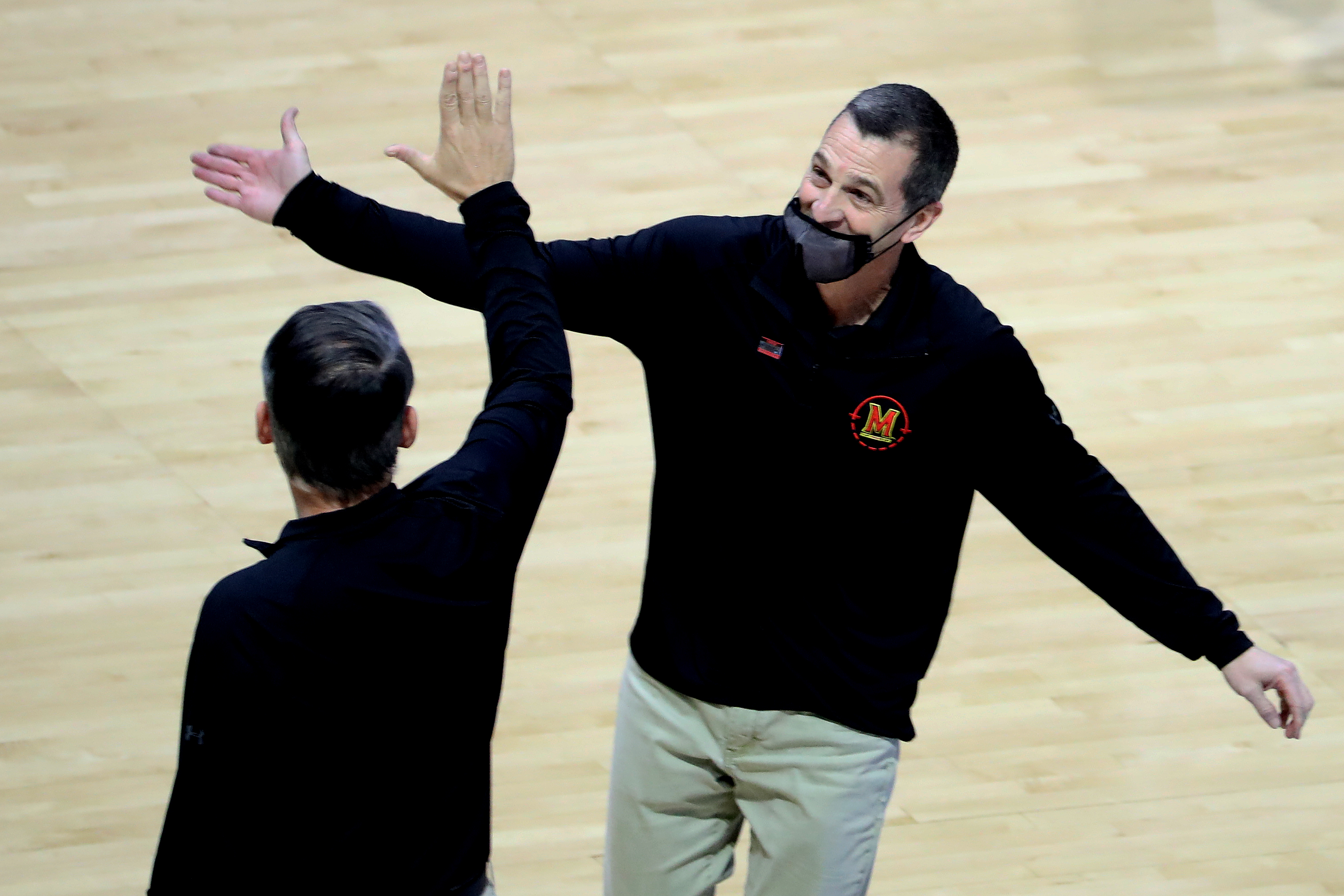 NCAA Basketball: NCAA Tournament-Maryland at Connecticut