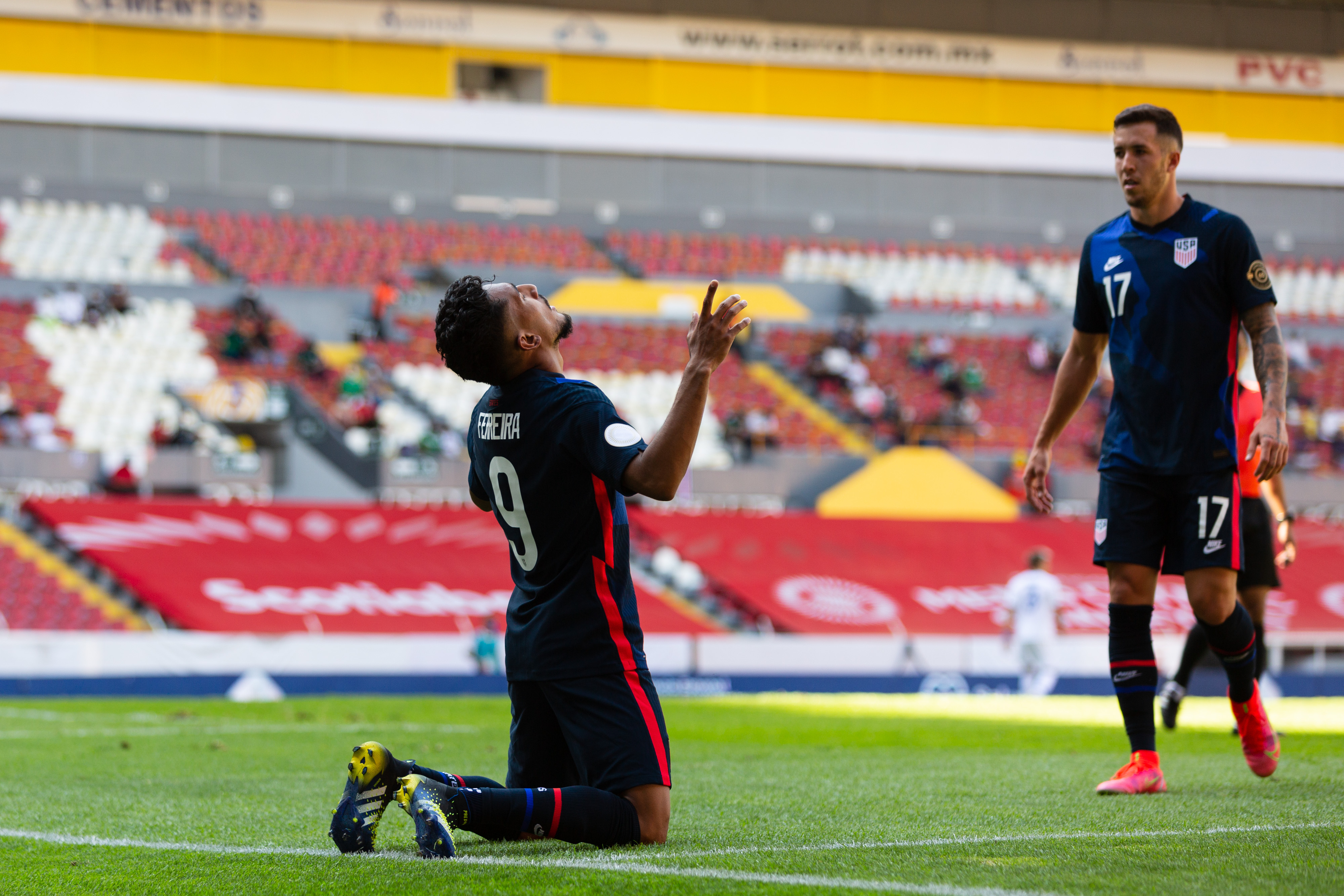 USA v Costa Rica - 2020 Concacaf Men's Olympic Qualifying
