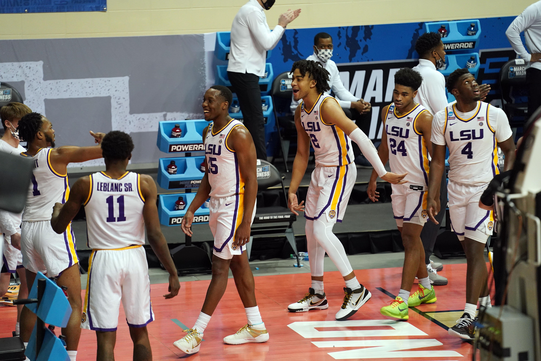 NCAA Basketball: NCAA Tournament-St. Bonaventure at Louisiana State