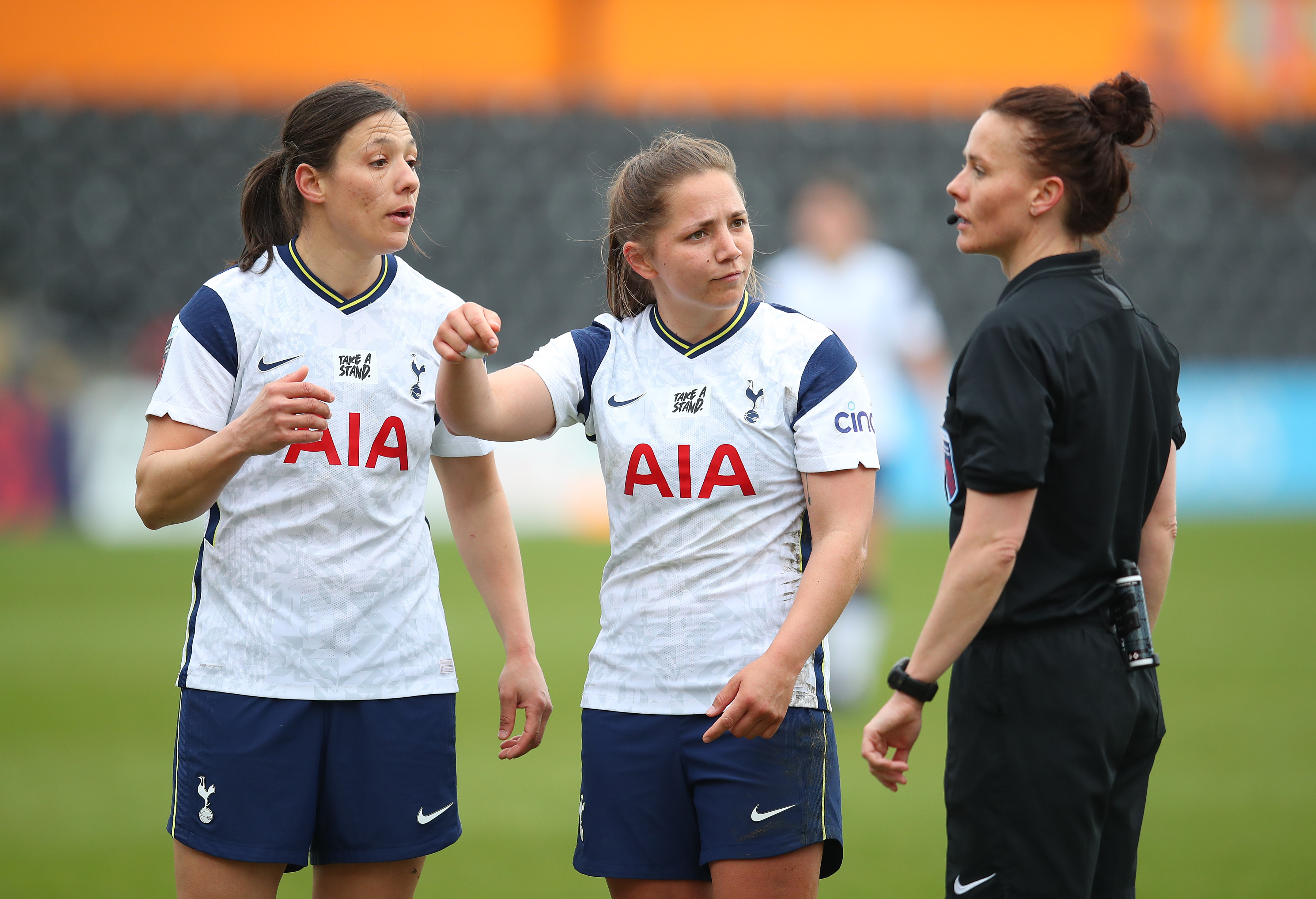 Tottenham Hotspur Women v Bristol City Women - Barclays FA Women's Super League