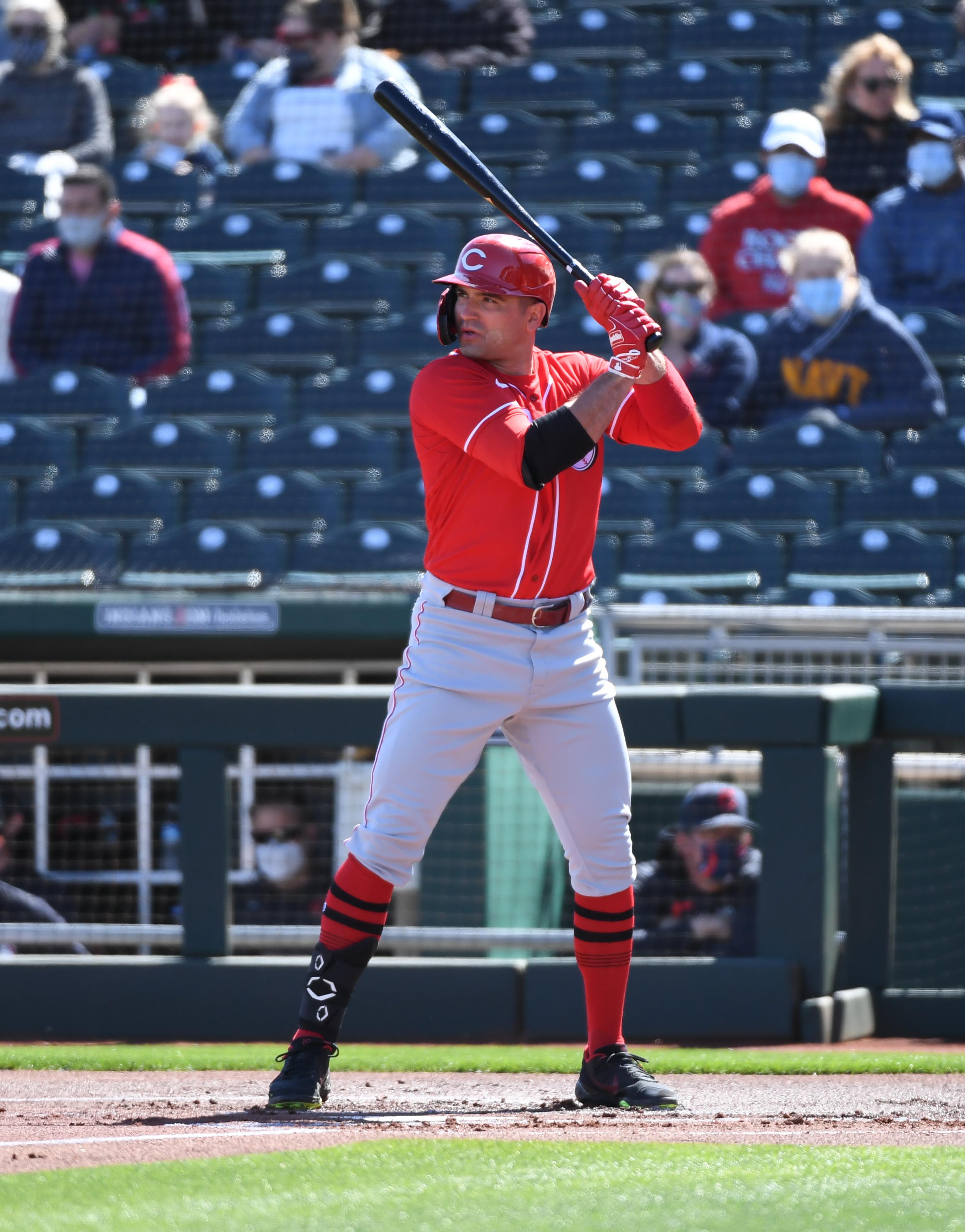 Cincinnati Reds v Cleveland Indians