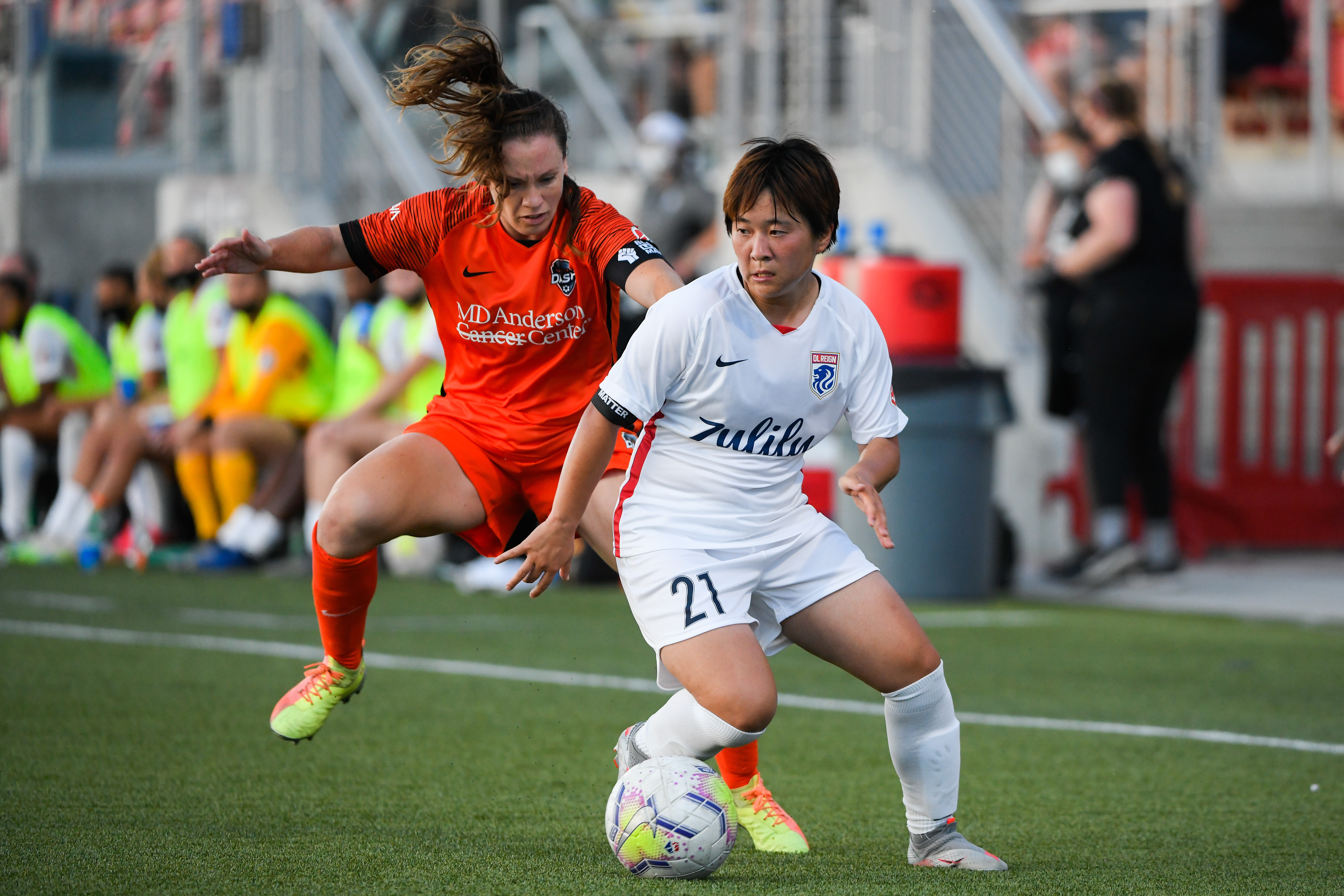 2020 NWSL Challenge Cup - Day 4