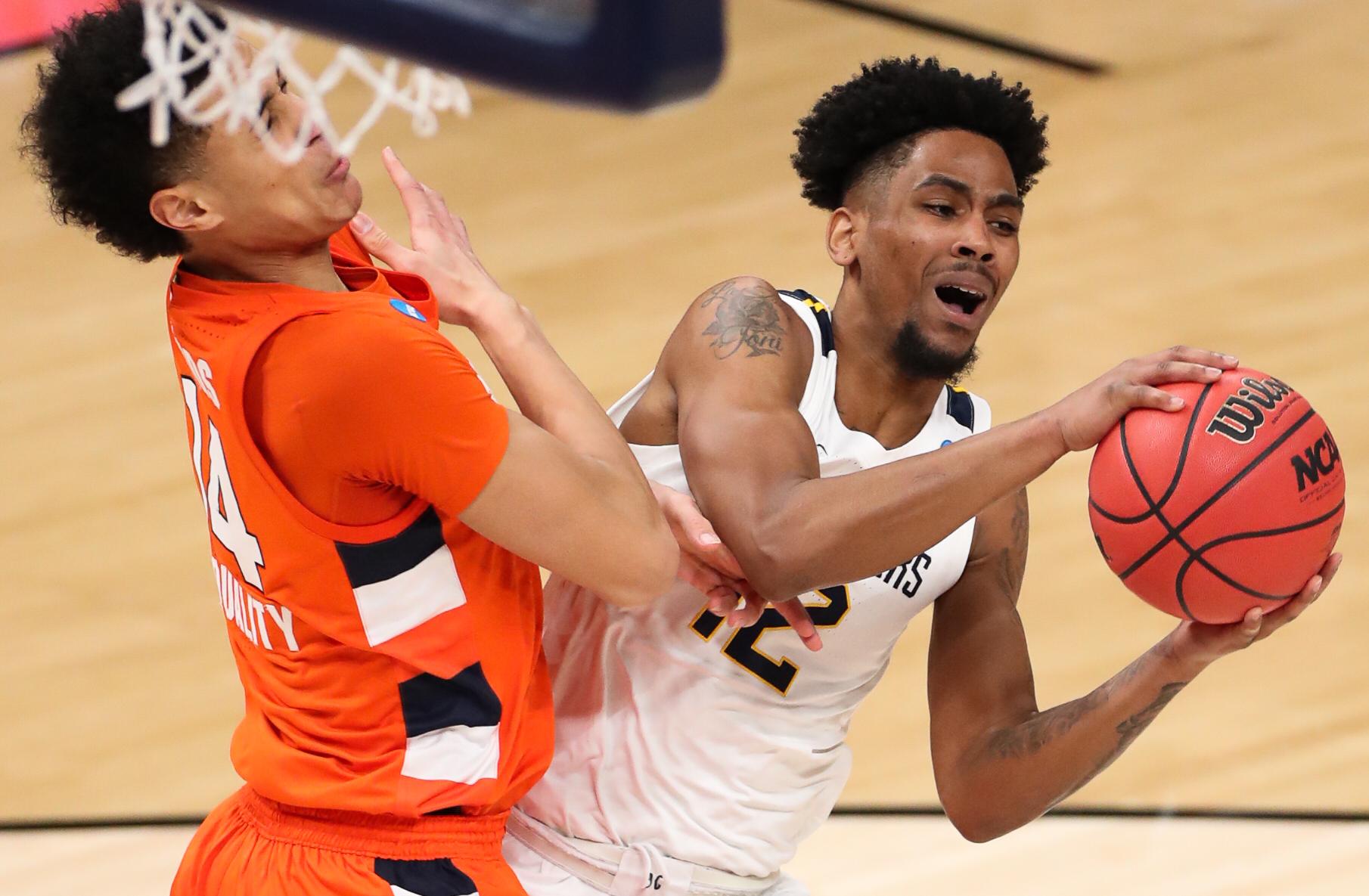 NCAA Basketball: NCAA Tournament-Syracuse at West Virginia