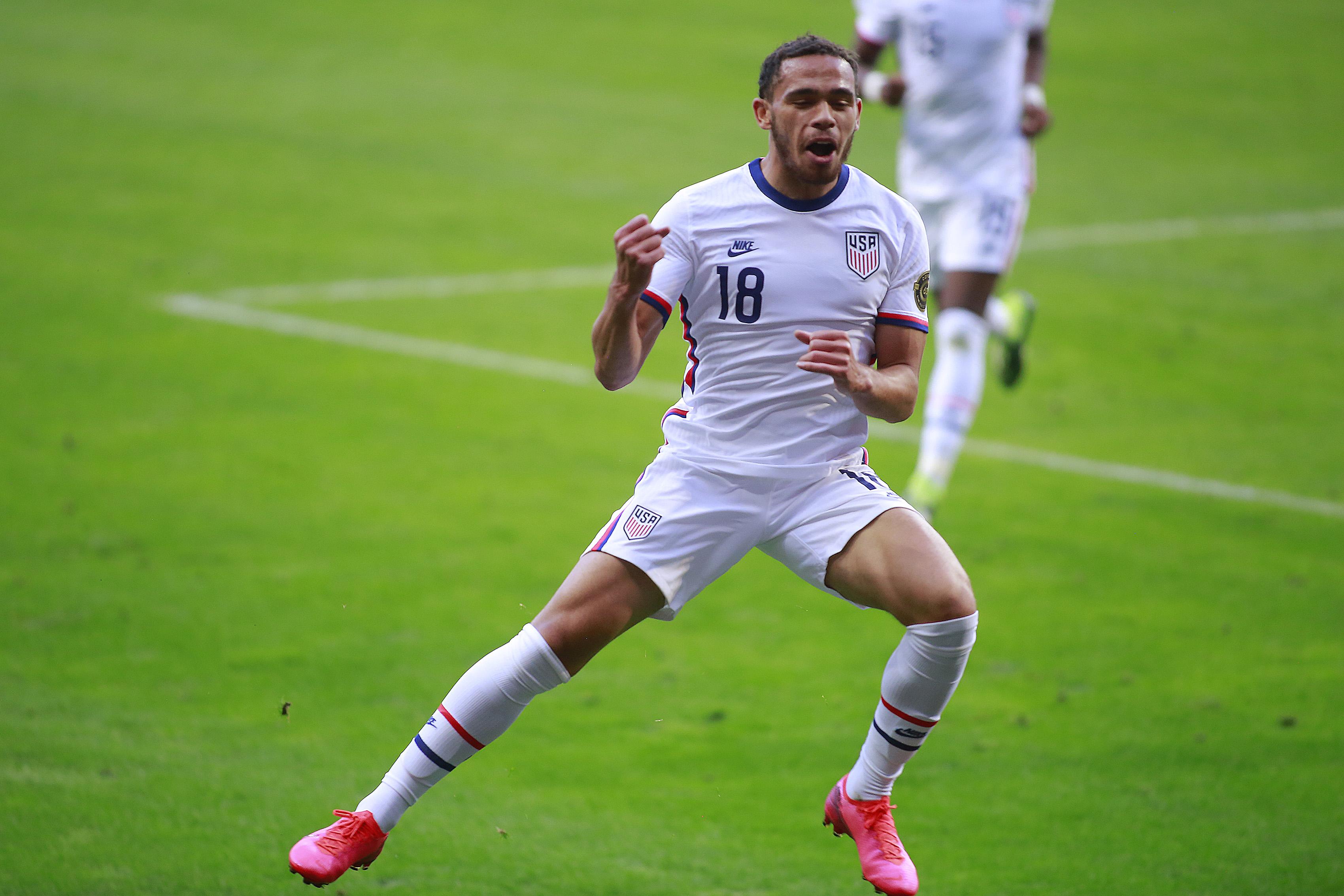 多米尼加共和国v美国 -  2020康帕布男士奥林匹克合格