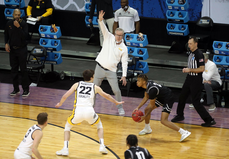 NCAA Basketball: NCAA Tournament-Grand Canyon at Iowa
