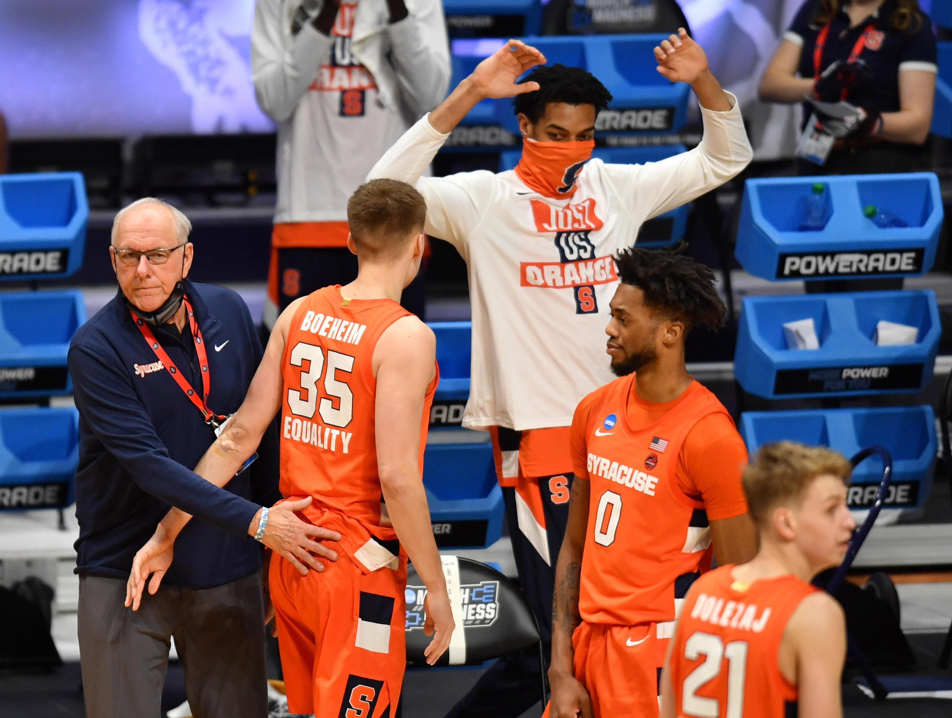 NCAA Basketball: NCAA Tournament-Syracuse at San Diego State