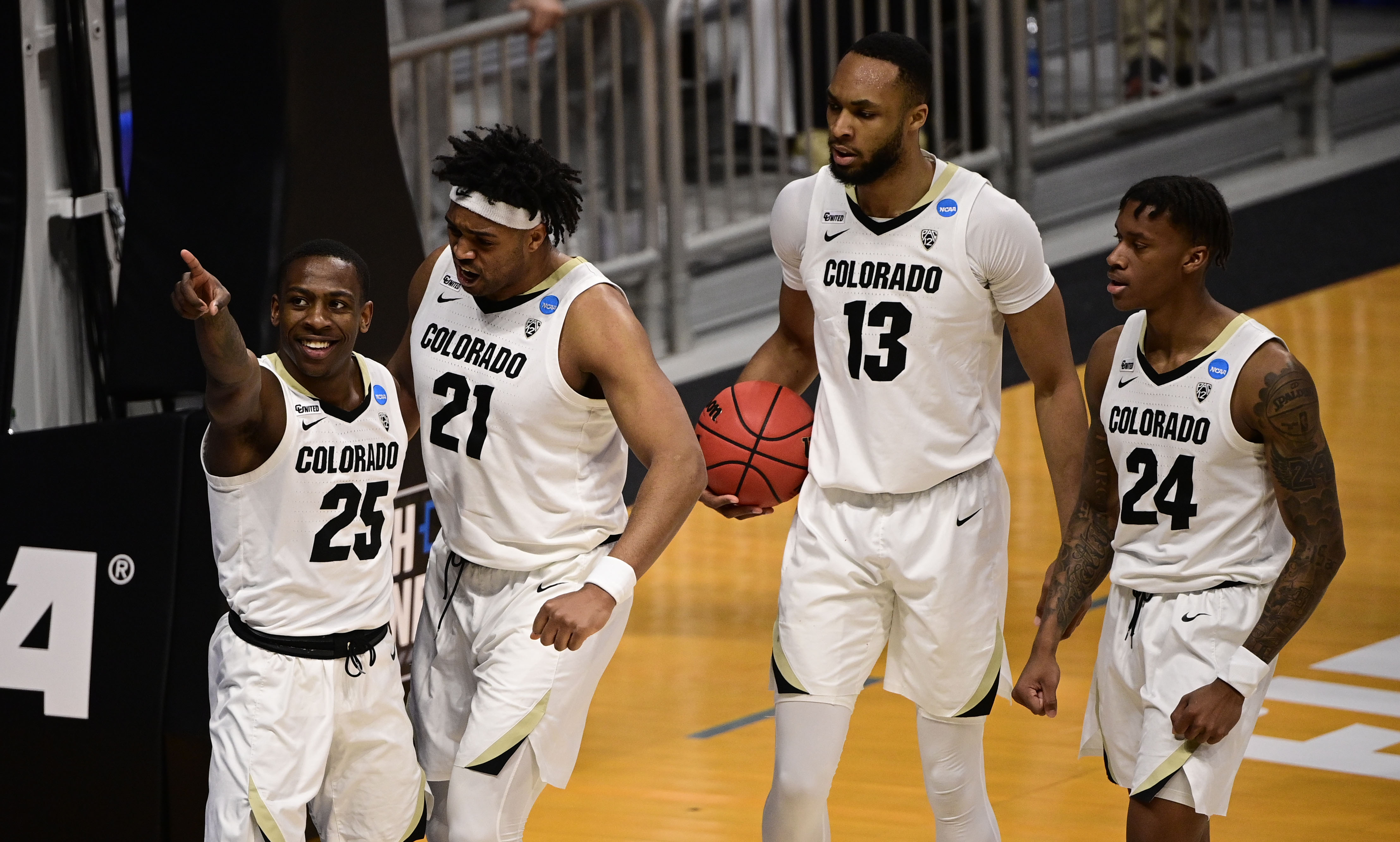 NCAA Basketball: NCAA Tournament-Georgetown at Colorado