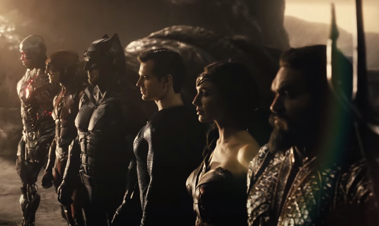 Snyder Cut of the Justice League