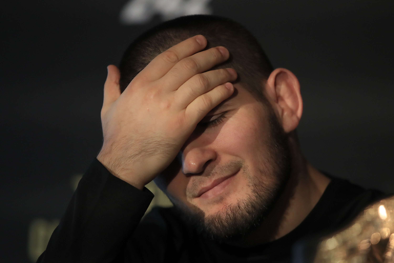 UFC 242 Press Conference
