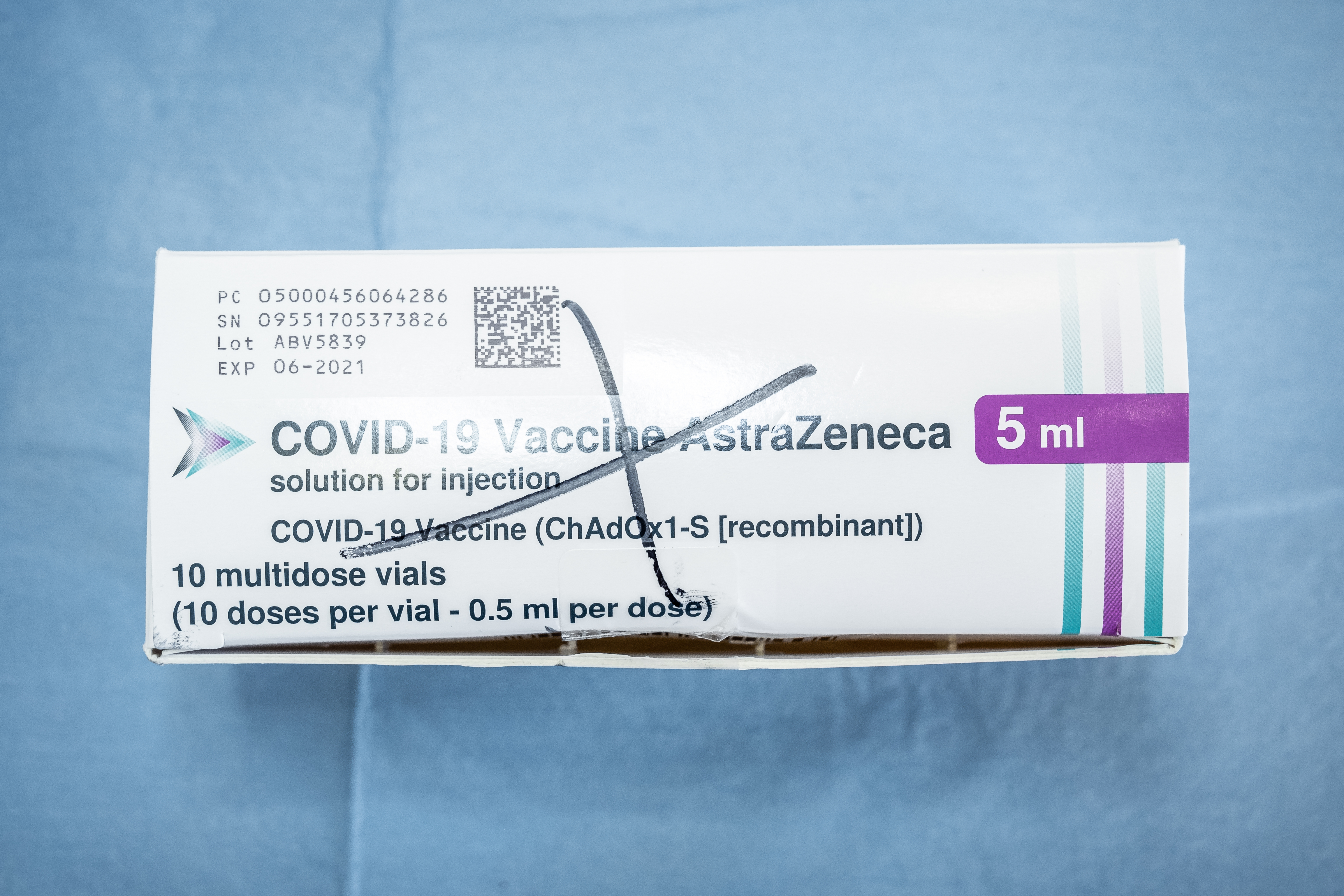 Covid-19 Vaccination in Italy's Naples