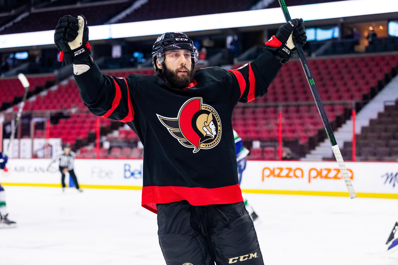 NHL: MAR 17 Canucks at Senators