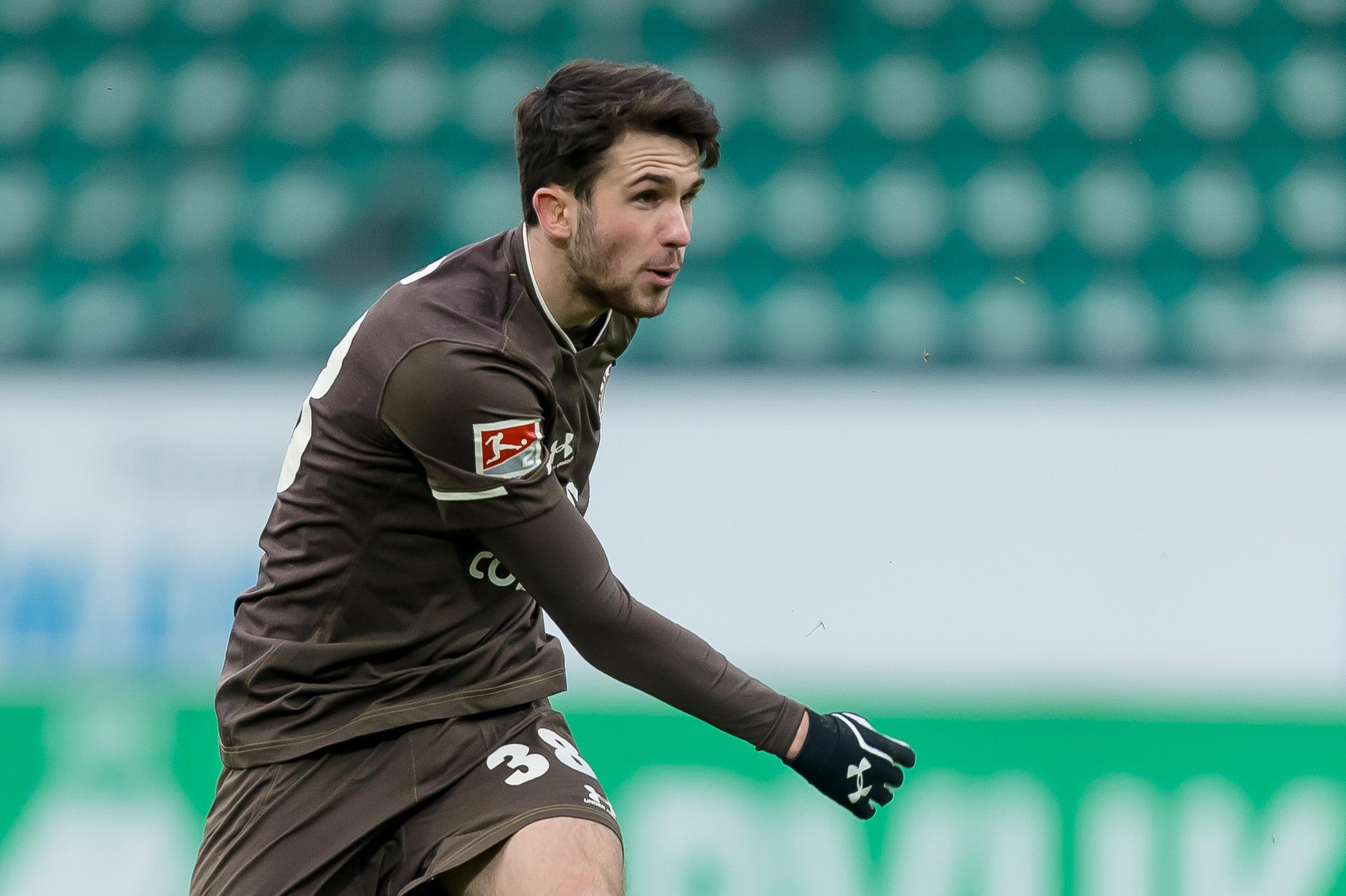 SpVgg Greuther Fürth v FC St. Pauli - Second Bundesliga