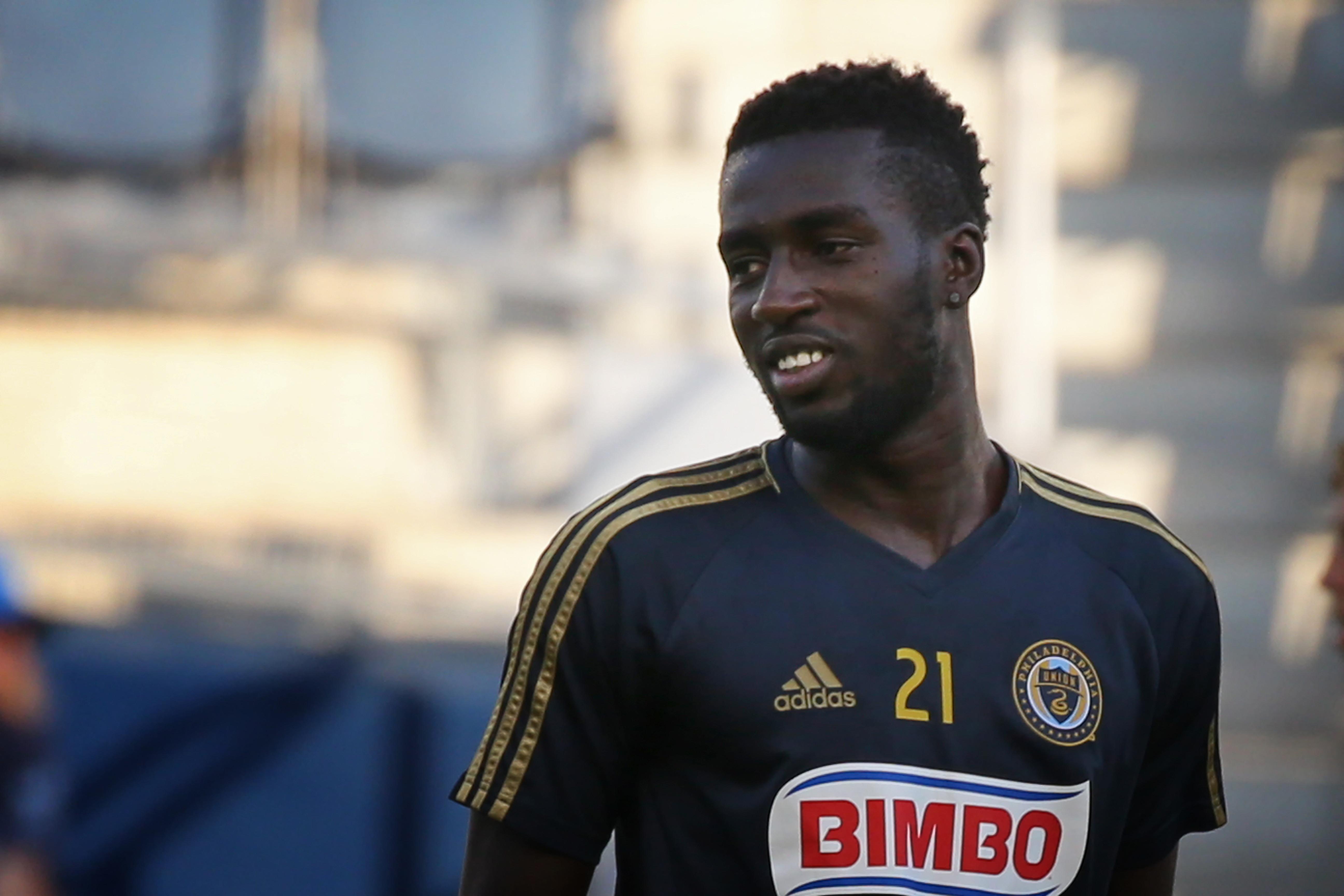 SOCCER: JUL 06 MLS - Philadelphia Union at Sporting KC