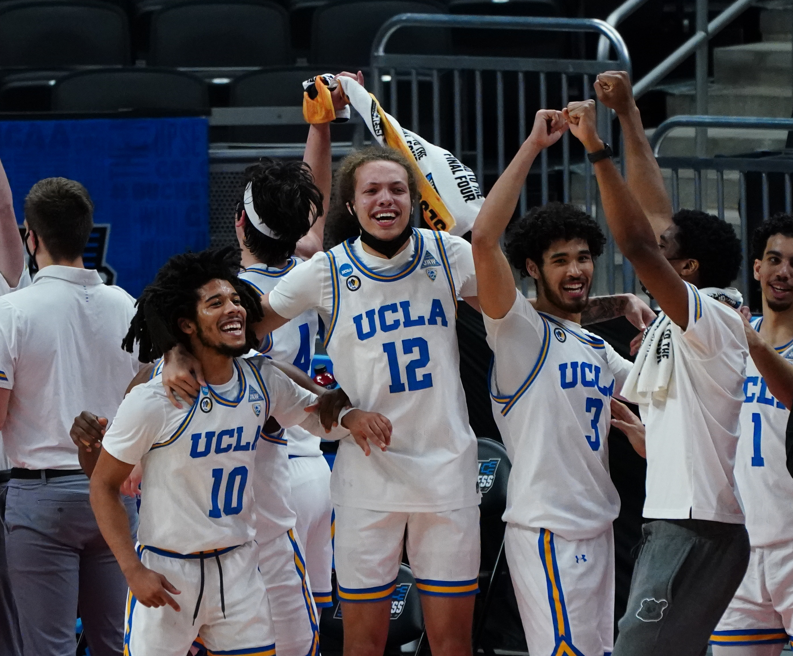 NCAA Basketball: NCAA Tournament-Abilene Christian at UCLA