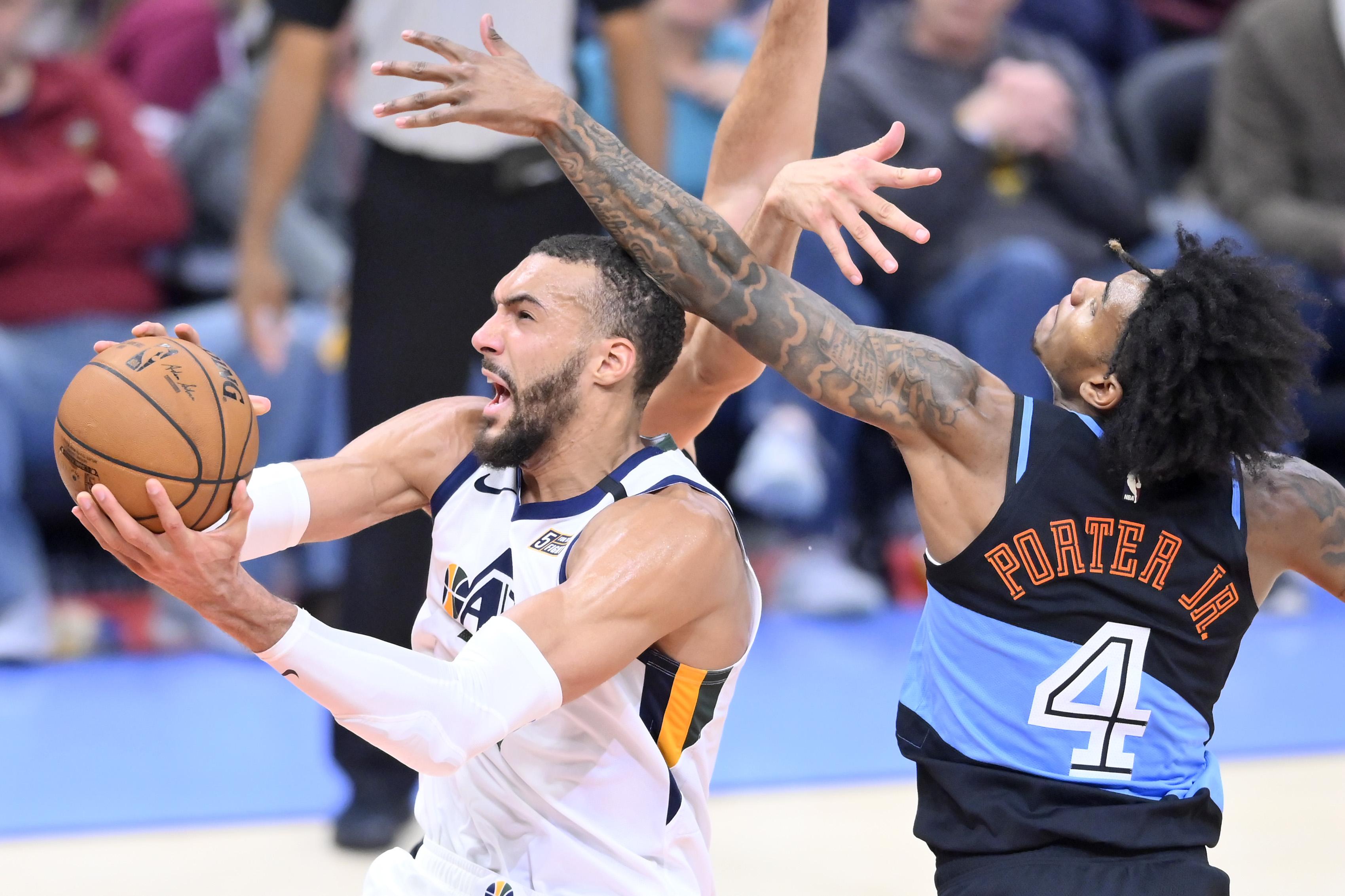NBA: Utah Jazz at Cleveland Cavaliers