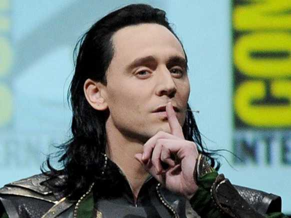 Football Loki has a message for all the haters...