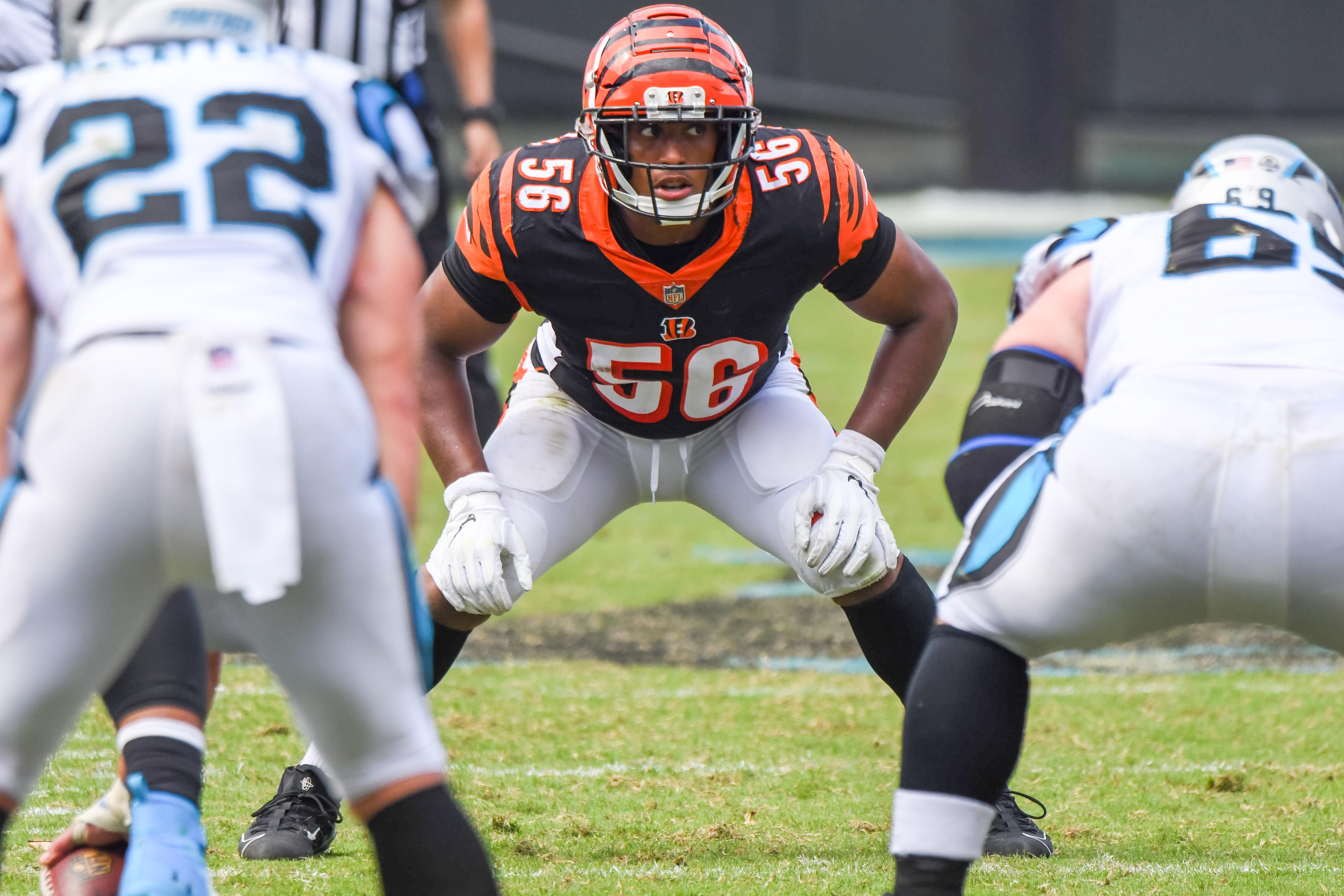 NFL: SEP 23 Bengals at Panthers