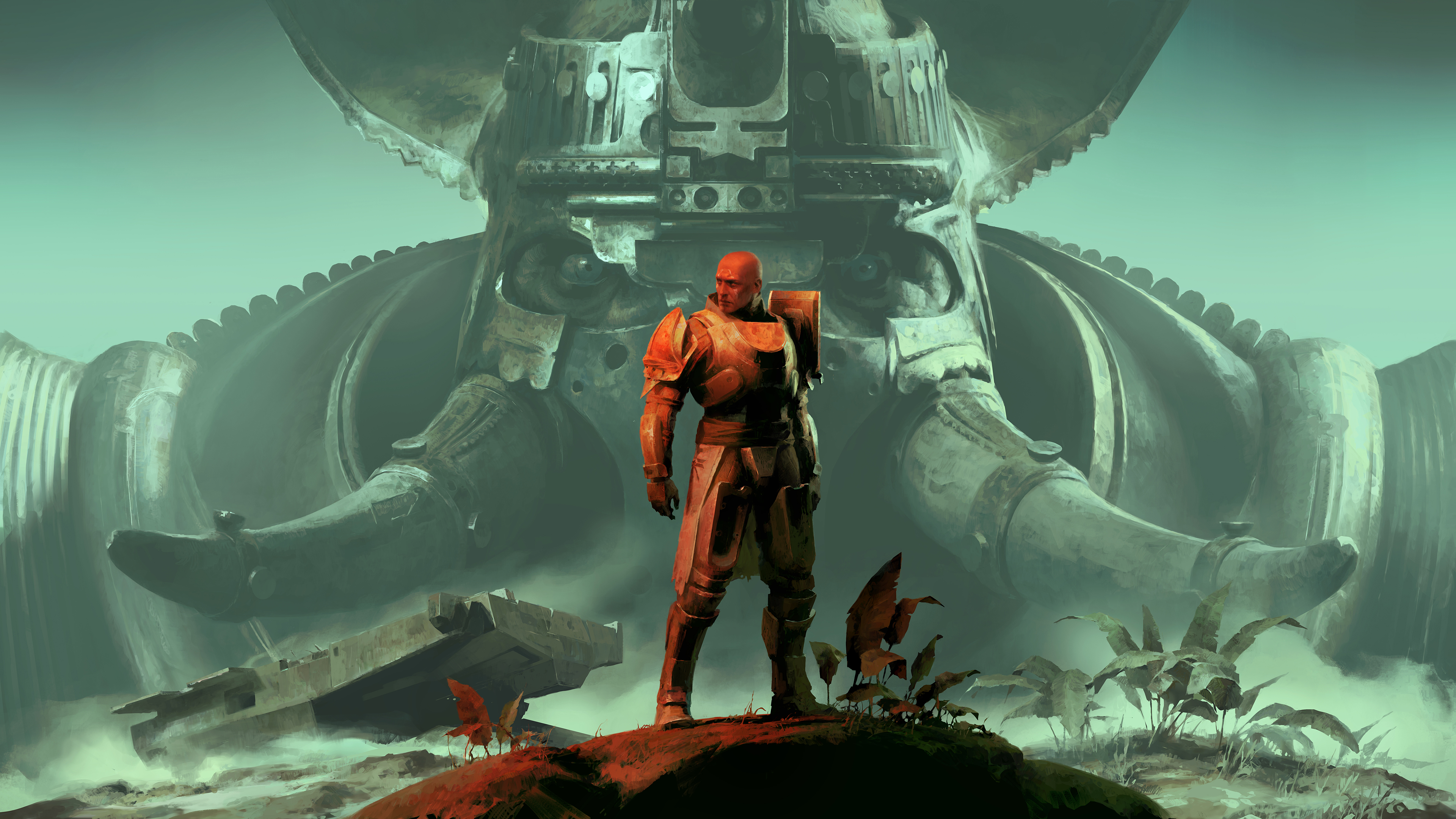 Destiny 2 Season of the Chosen Zavala art