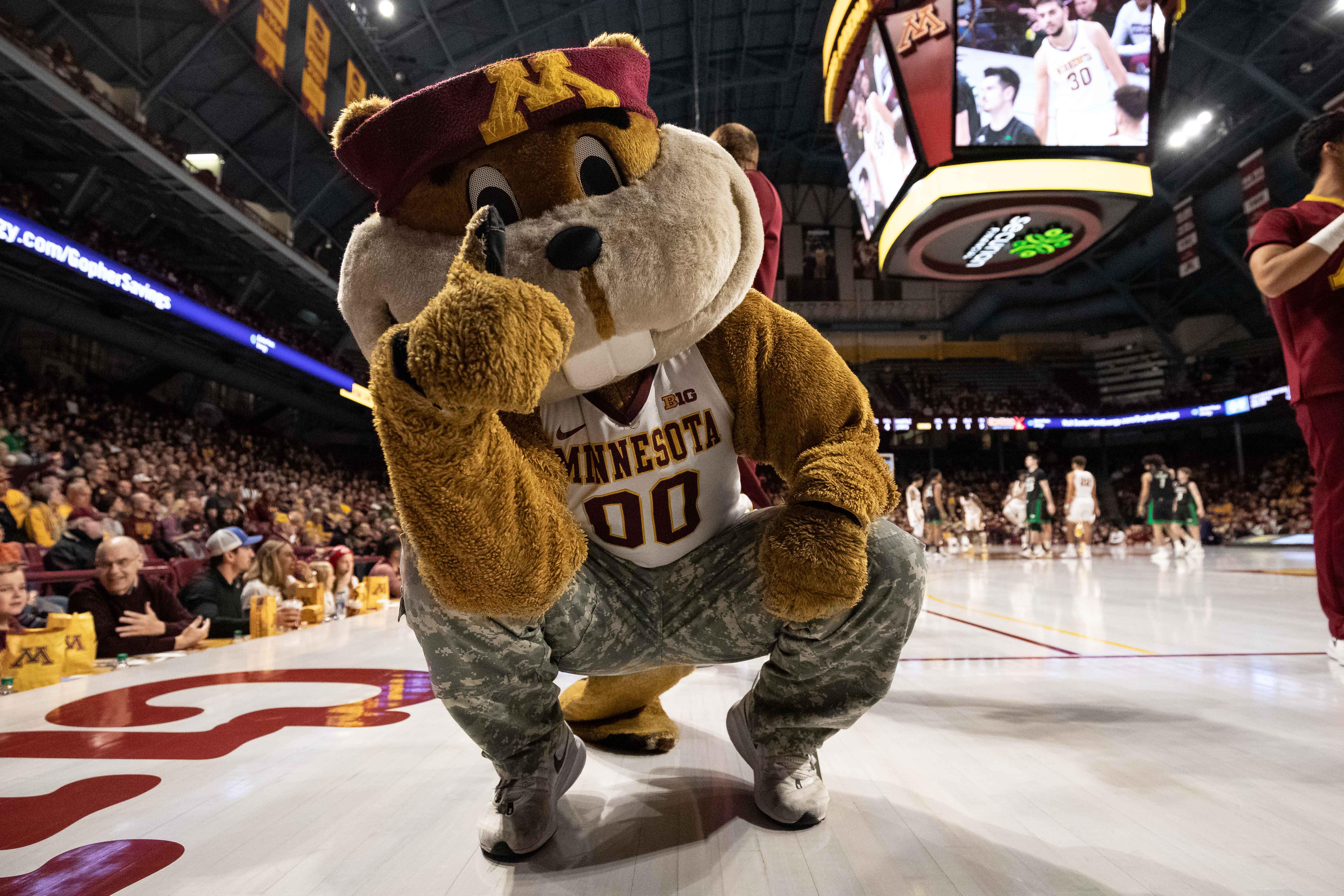 NCAA Basketball: North Dakota at Minnesota