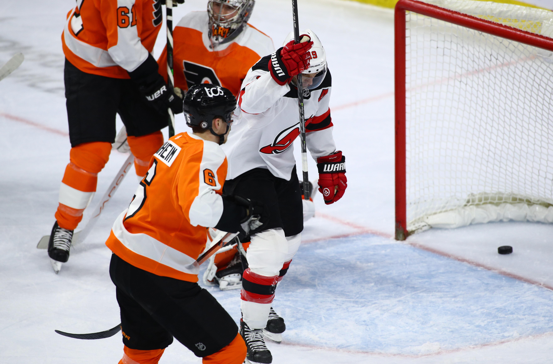 NHL: MAR 23 Devils at Flyers
