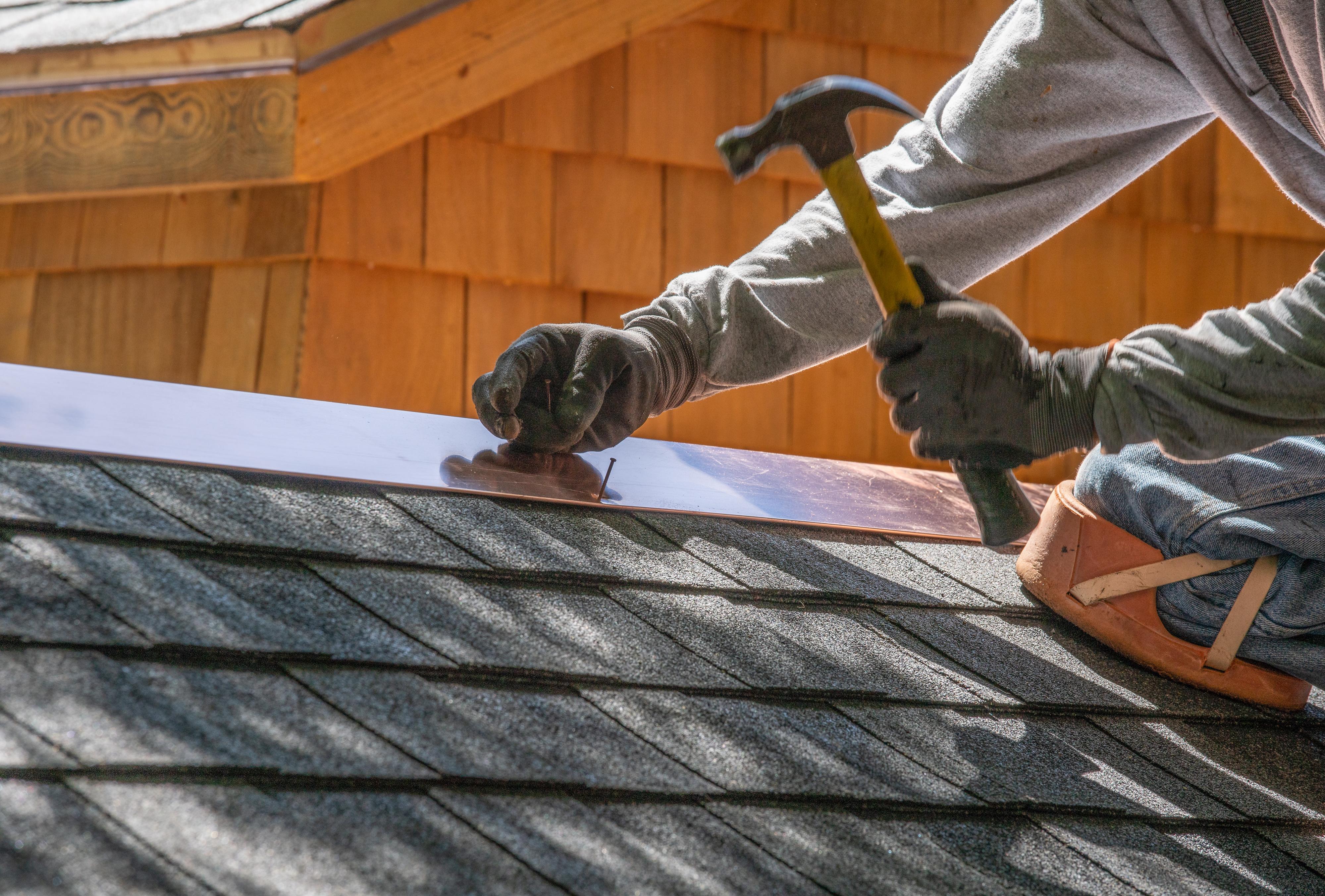 Leaking Roof, Roof Repair