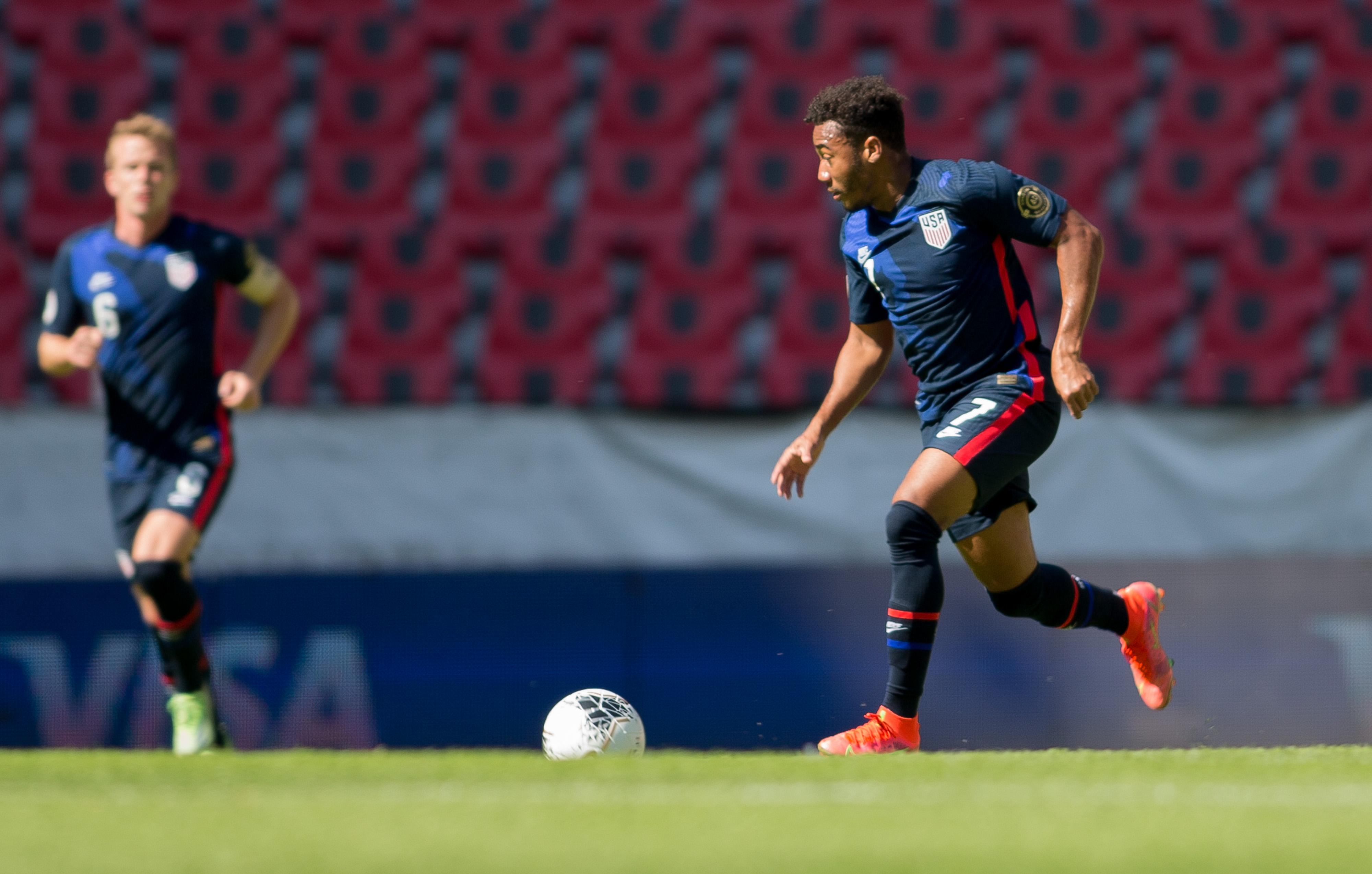 Costa Rica v USMNT U-23