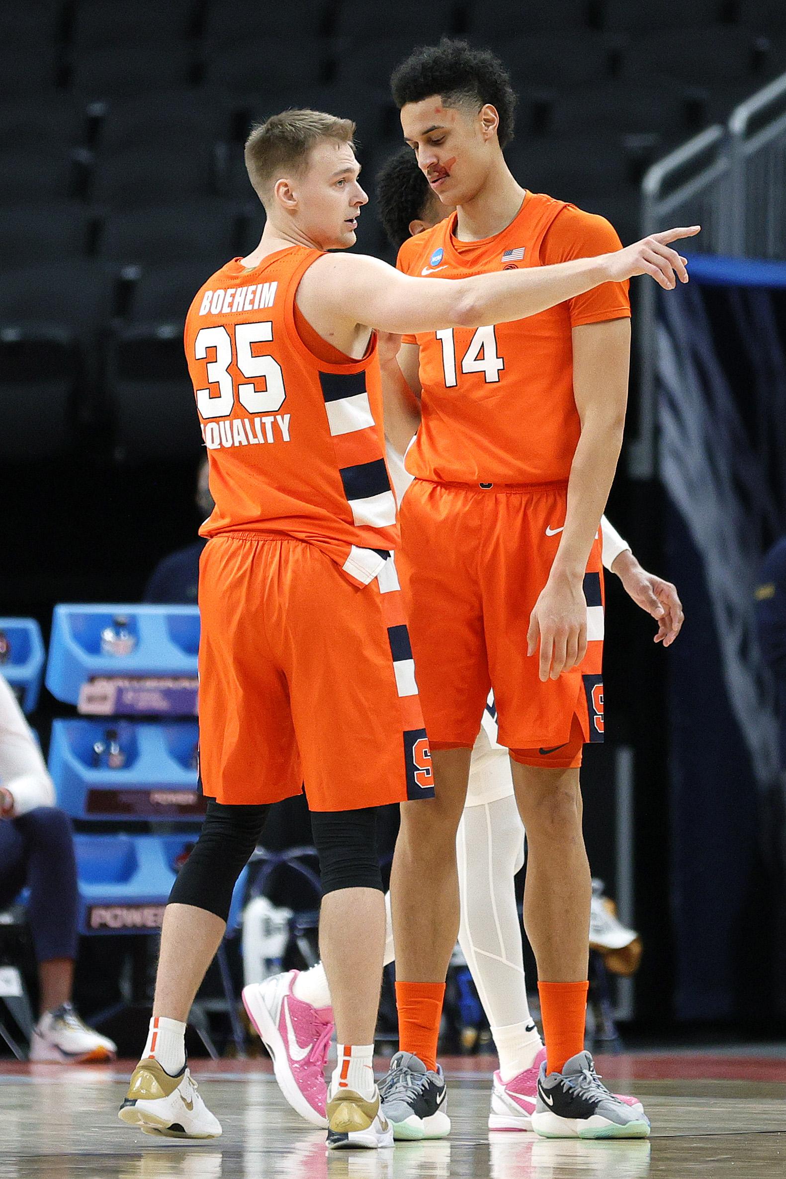 Syracuse v West Virginia