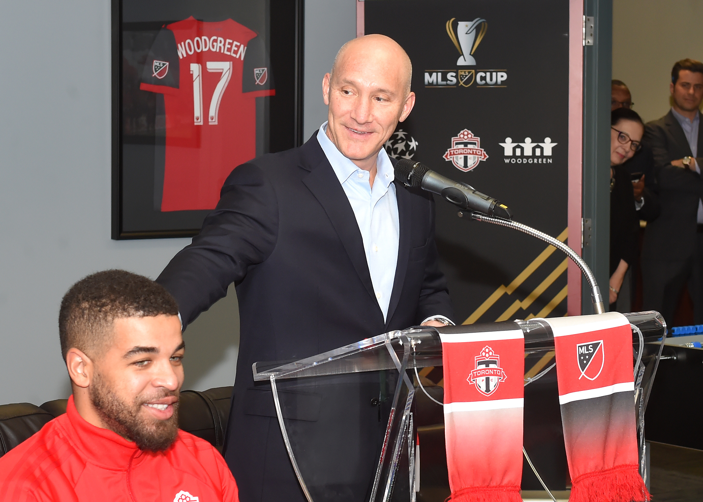 MLS: MLS Works-Toronto FC Community Service