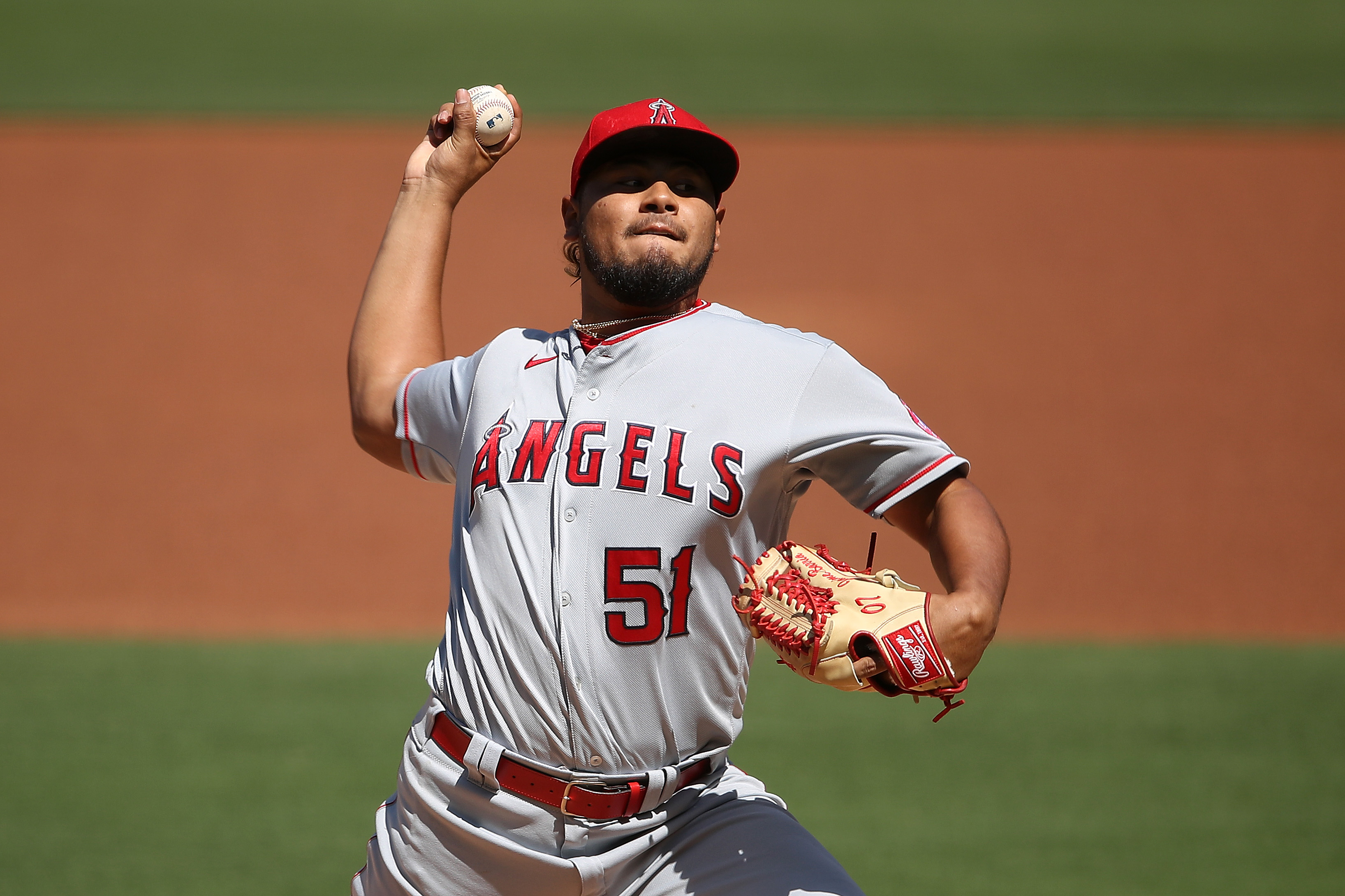 Los Angeles Angels v San Diego Padres