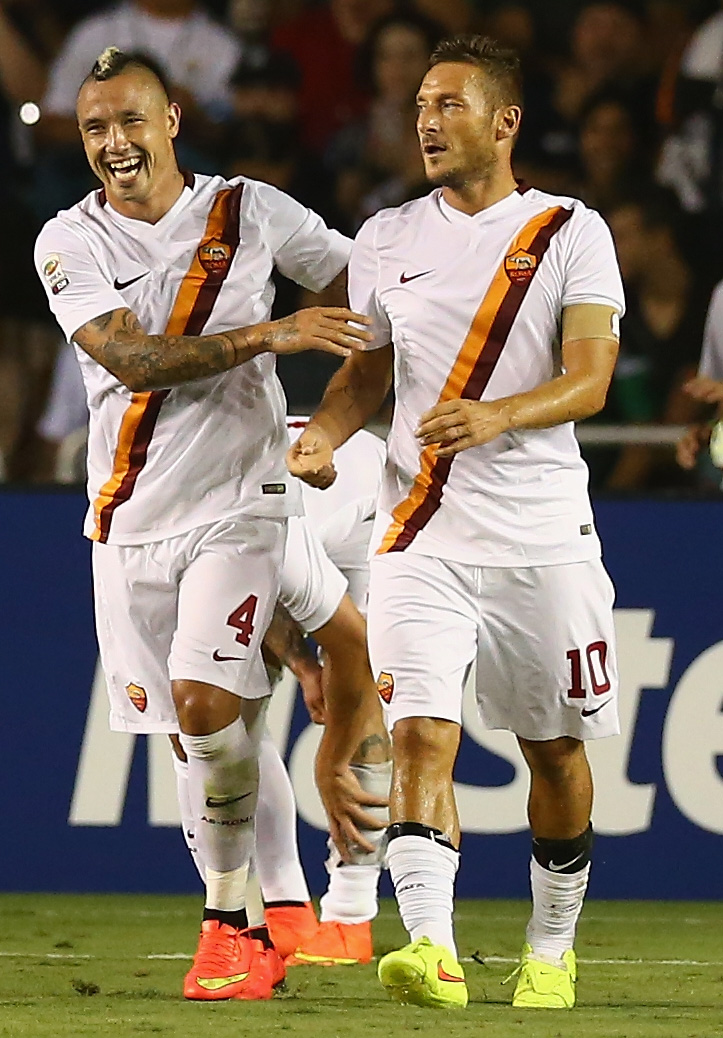 International Champions Cup 2014 - AS Roma v Real Madrid