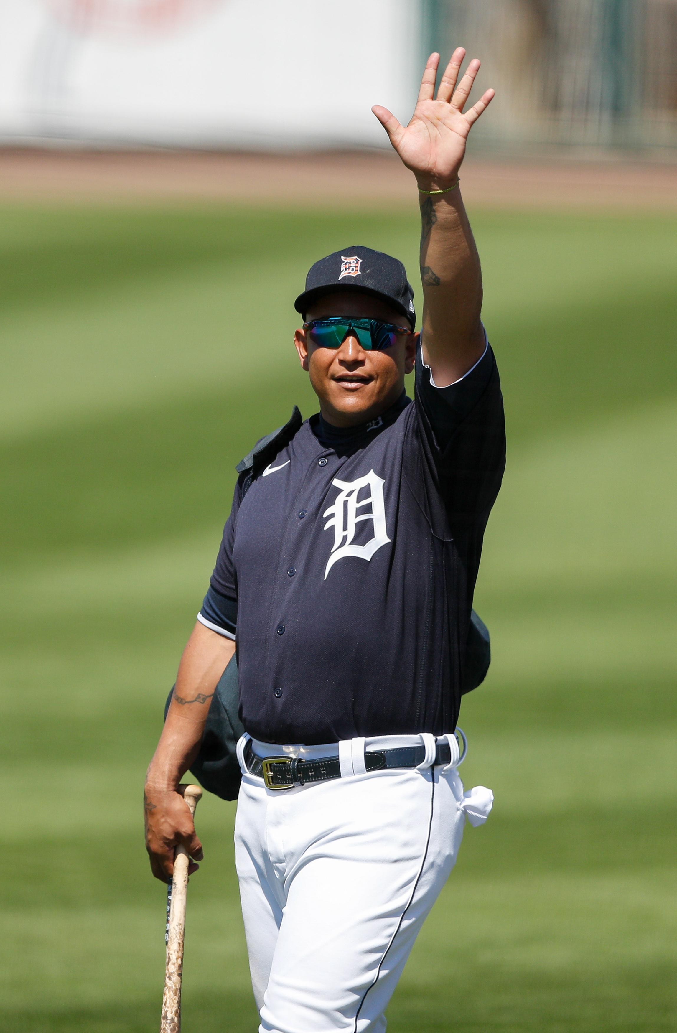 MLB: Philadelphia Phillies at Detroit Tigers