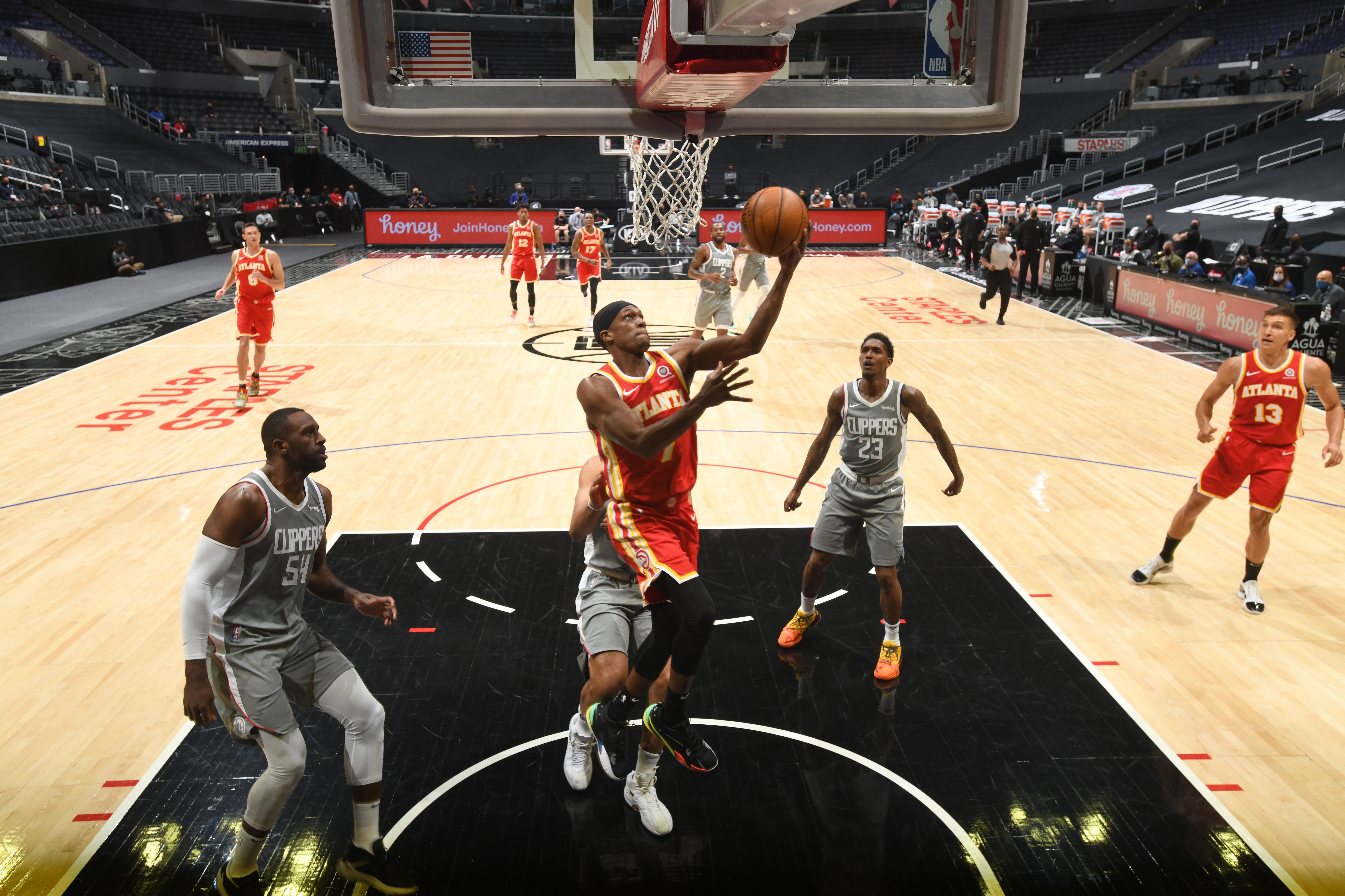 Atlanta Hawks v LA Clippers
