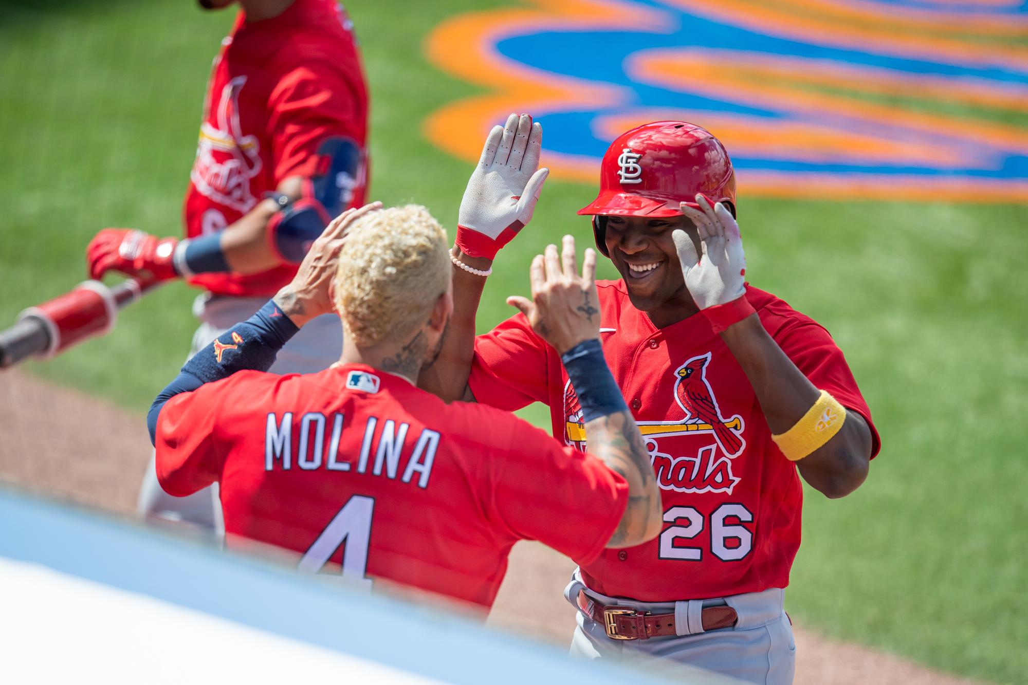 MLB:纽约Mets的St.Louis Cardinals