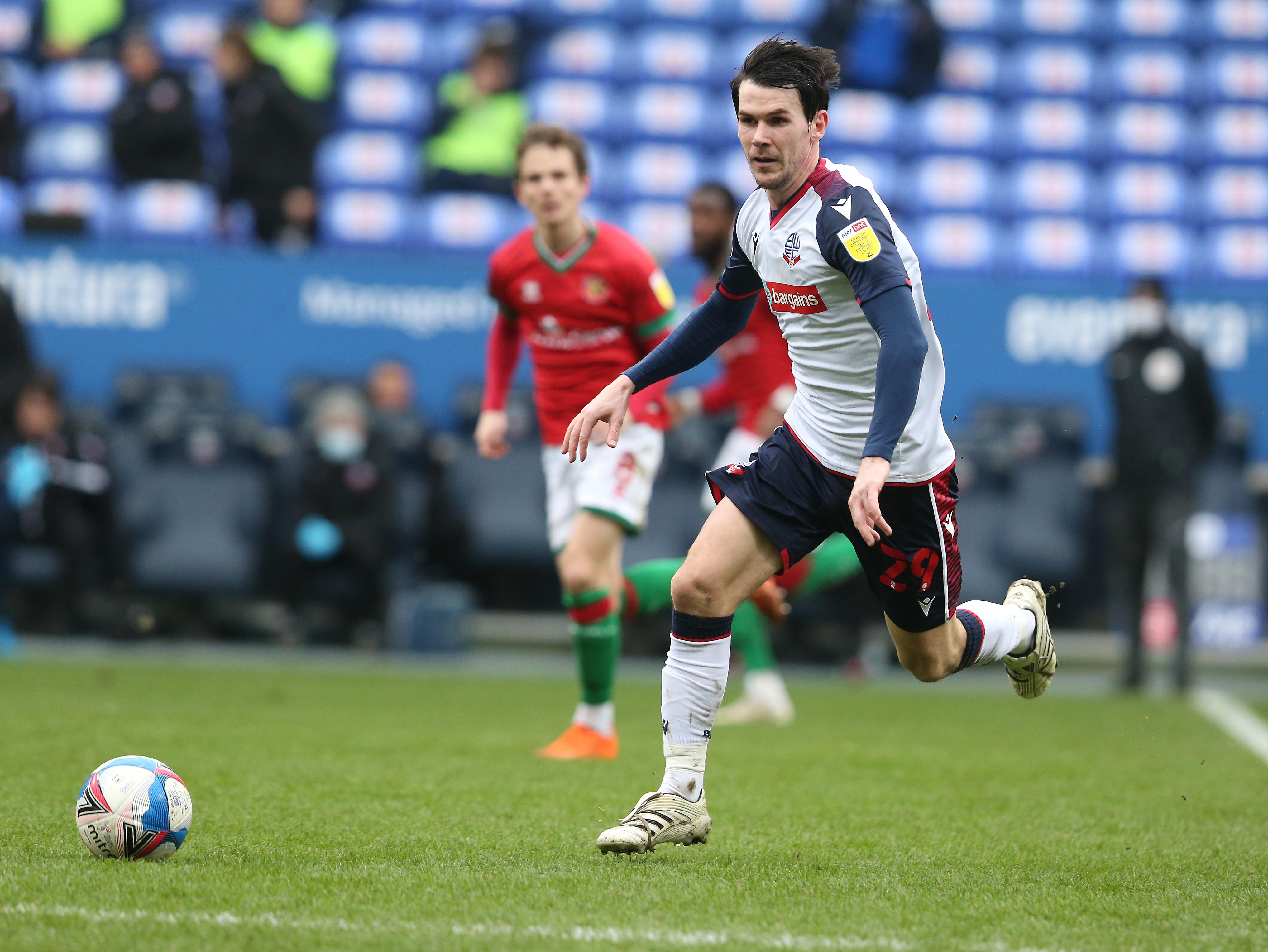 Bolton Wanderers v Walsall - Sky Bet League Two