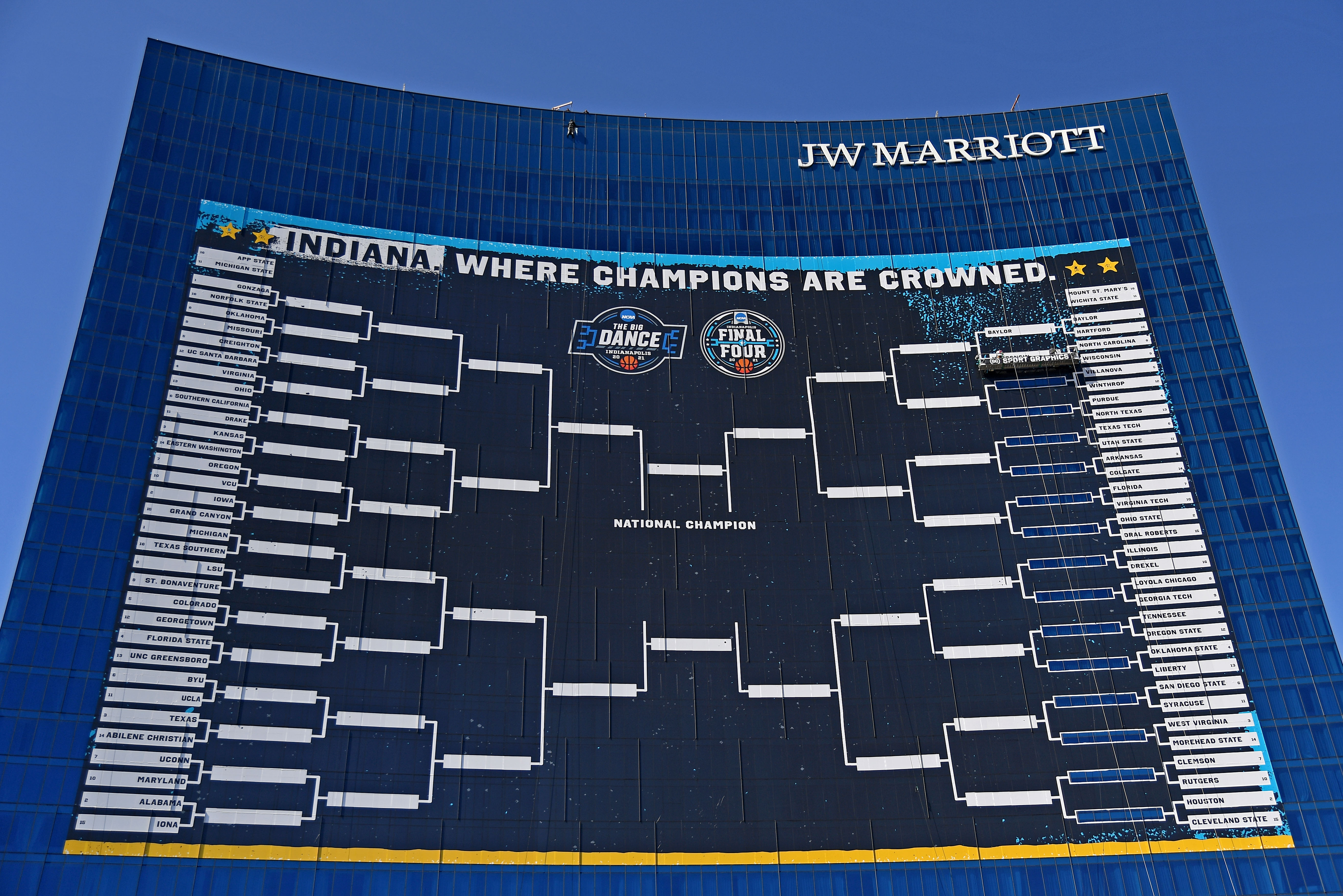 NCAA Basketball: NCAA Tournament-UC Santa Barbara at Creighton