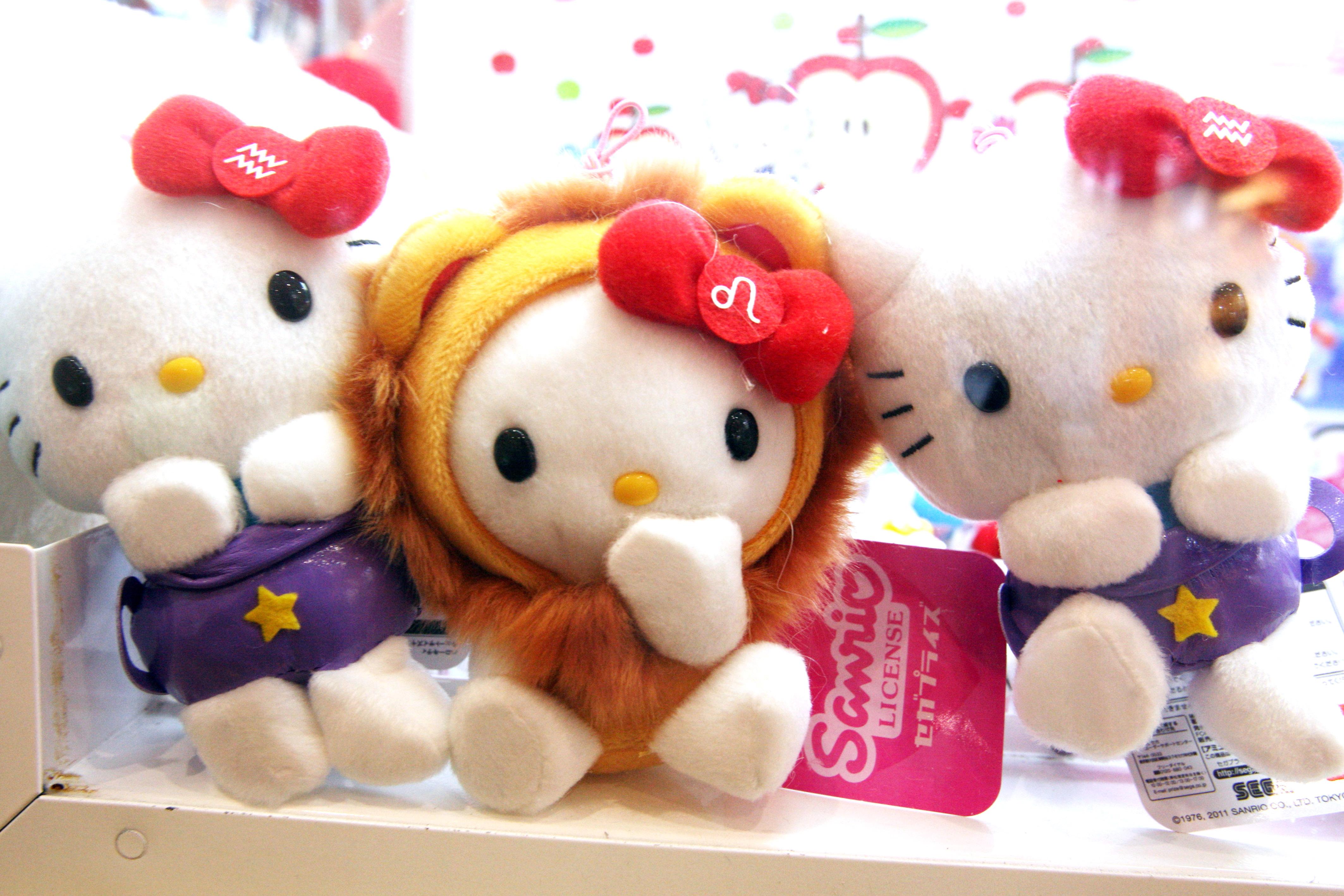 Hello Kittyfs Kawaii Paradise