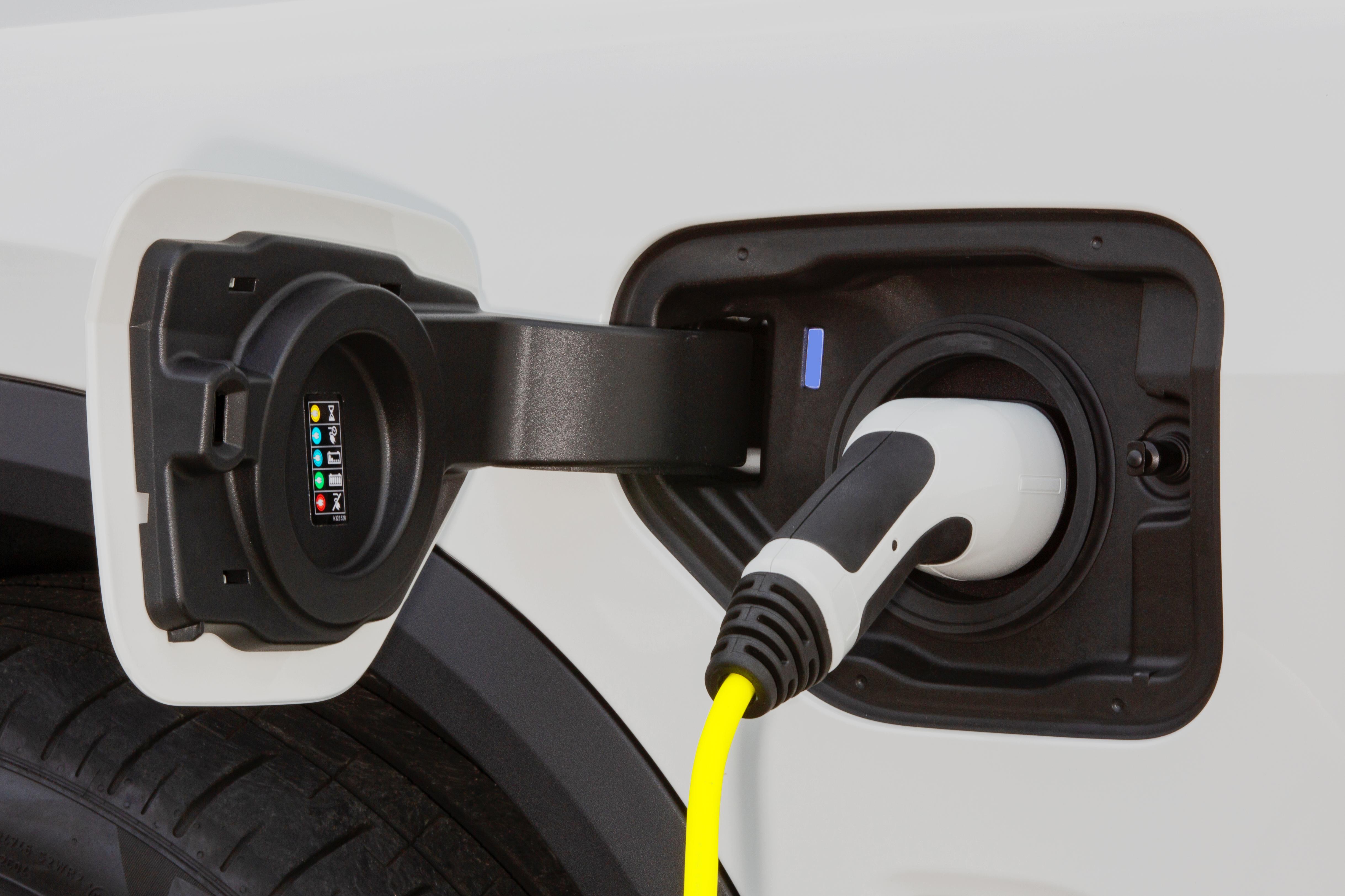 EV smart charging