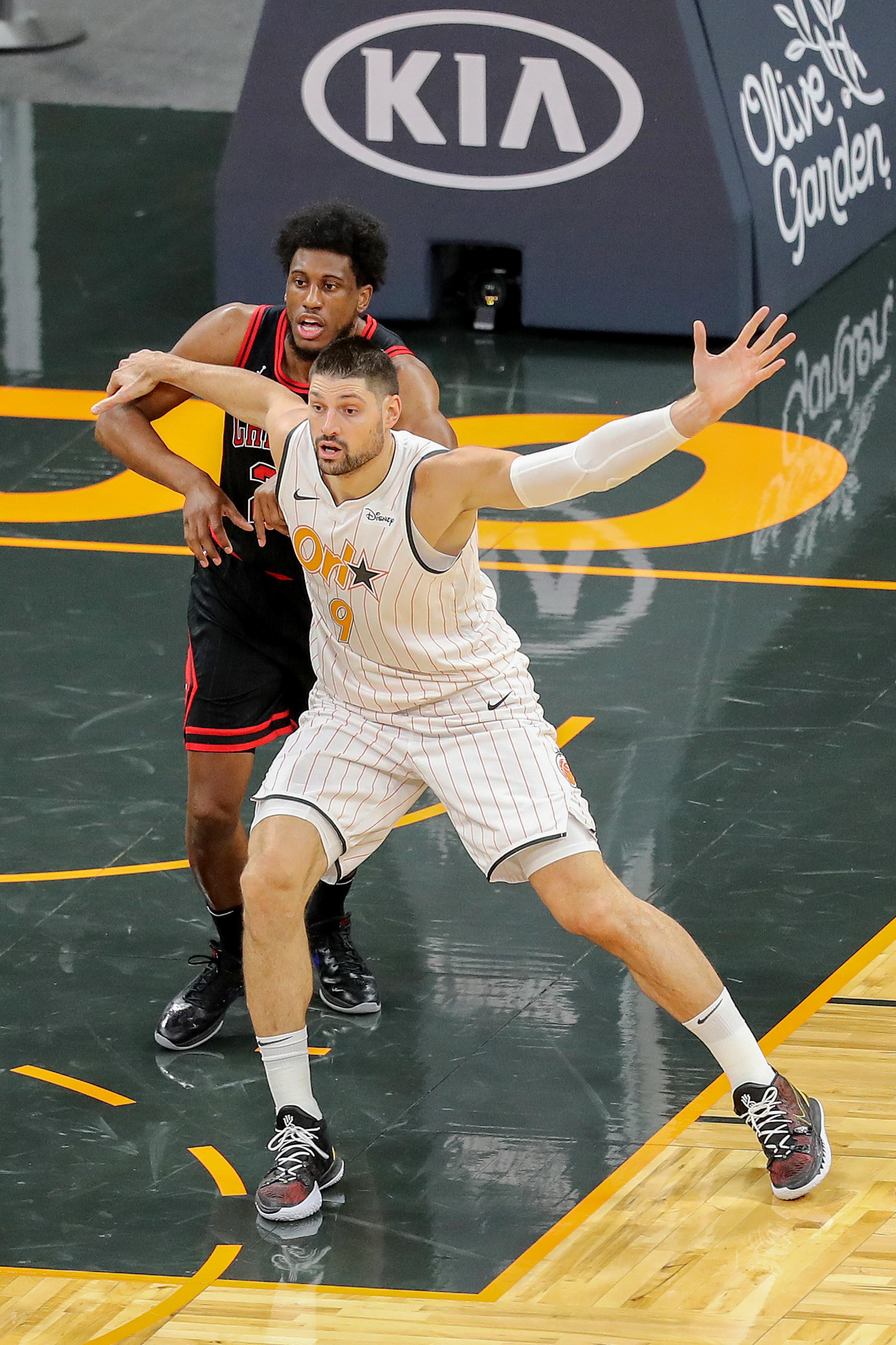 Chicago Bulls v Orlando Magic
