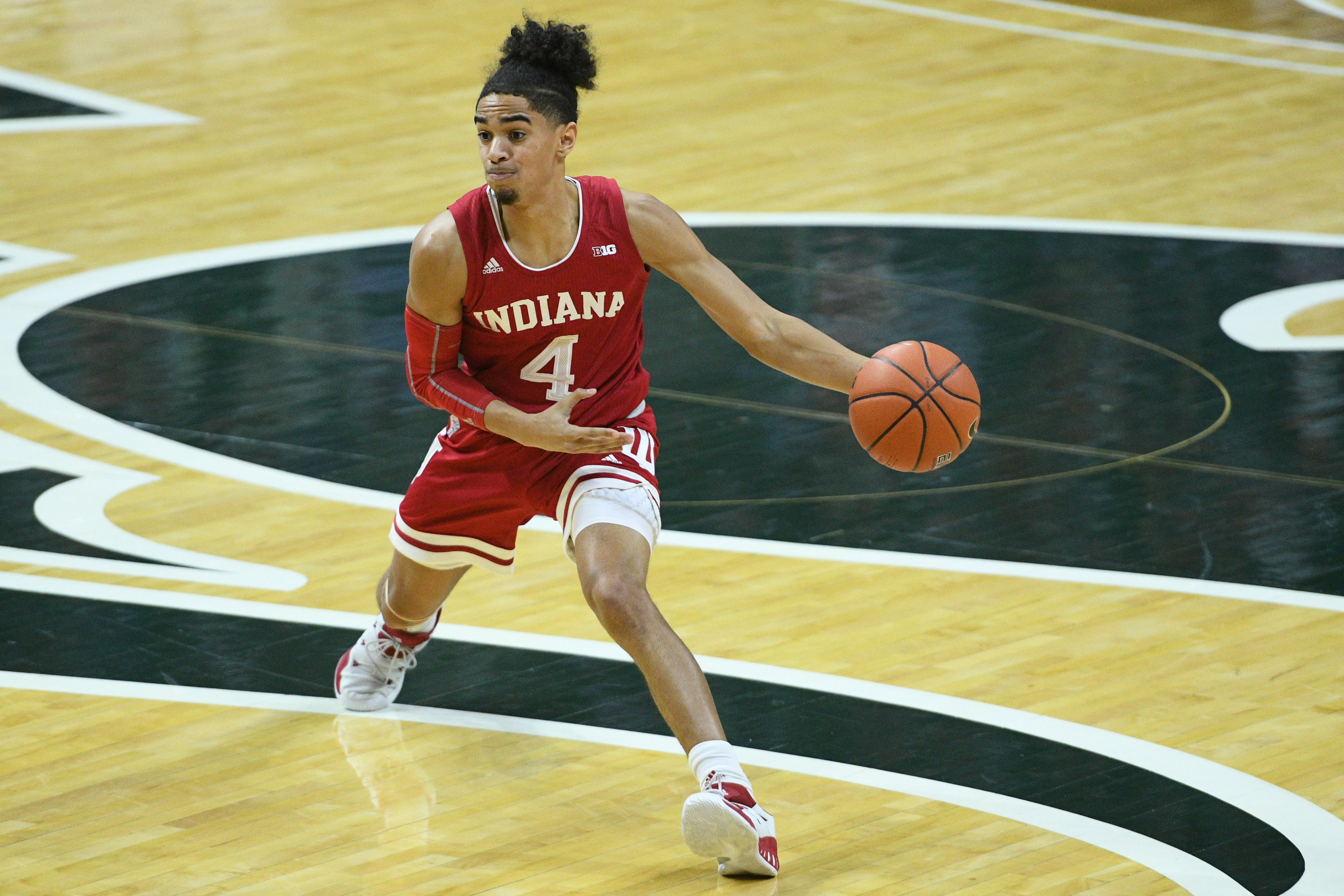 NCAA Basketball: Indiana at Michigan State