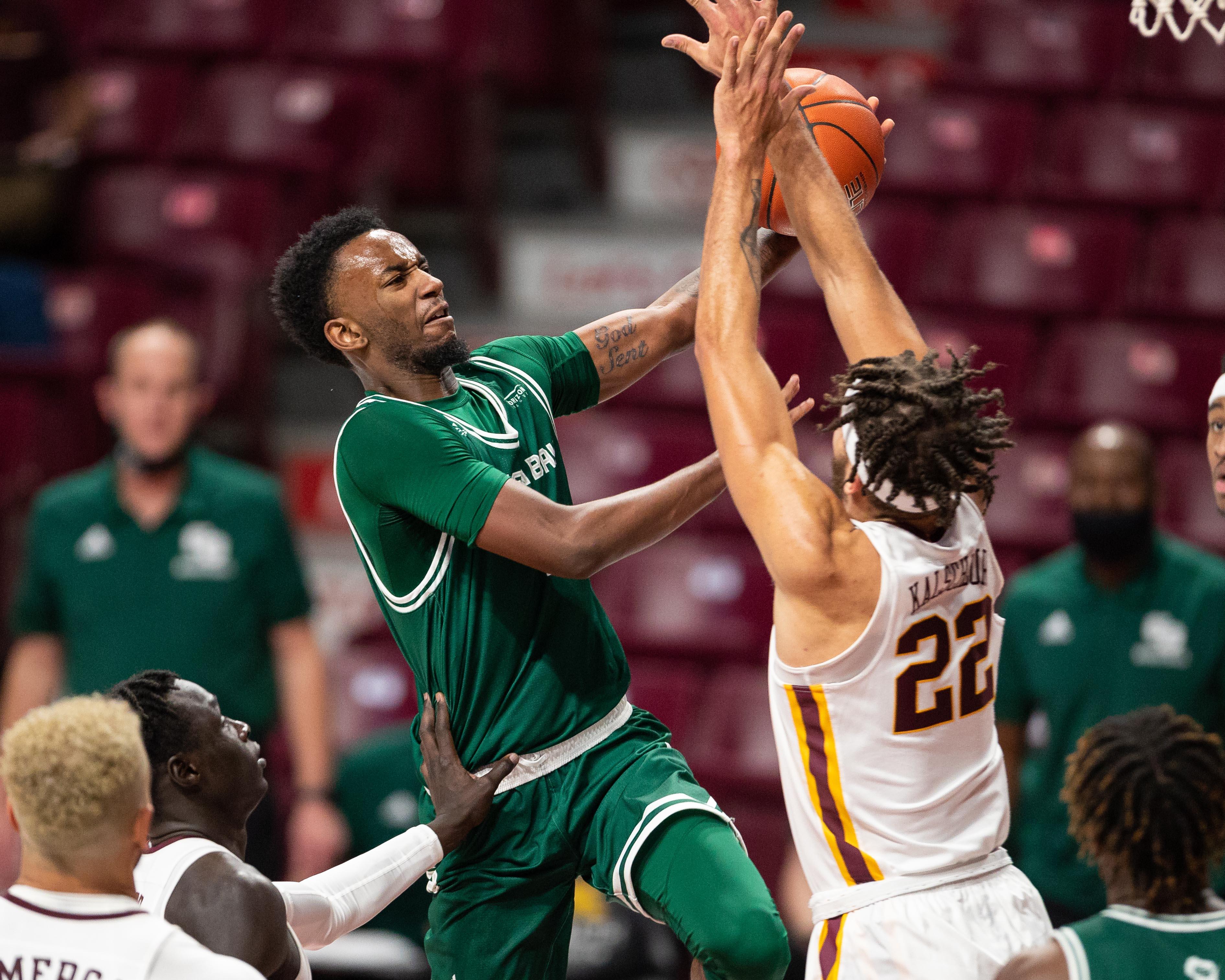 NCAA Basketball: Green Bay at Minnesota