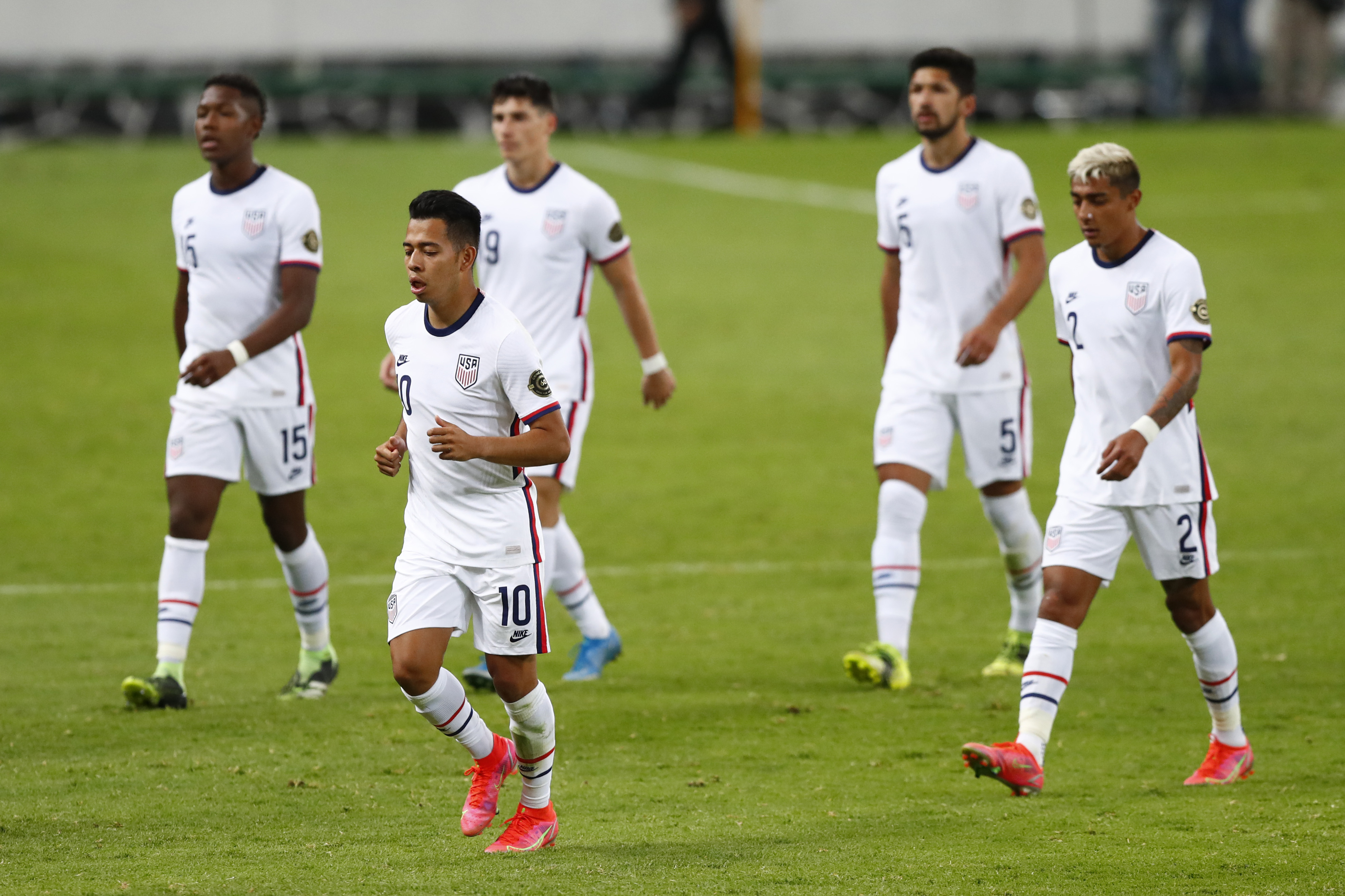 Mexico v USA - 2020 Concacaf Men's Olympic Qualifying